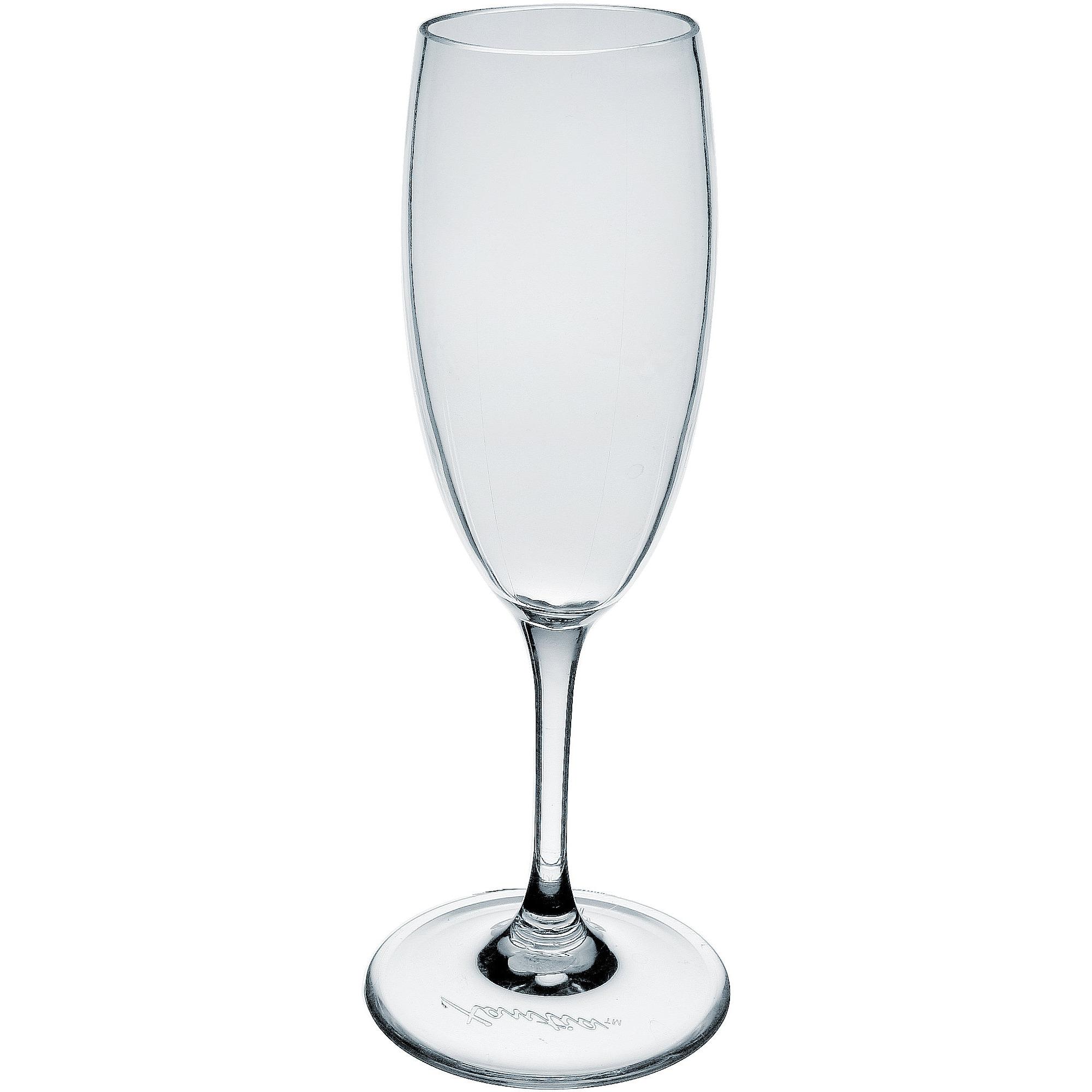 Exxent Champagneglas i Tritanplast 18 cl