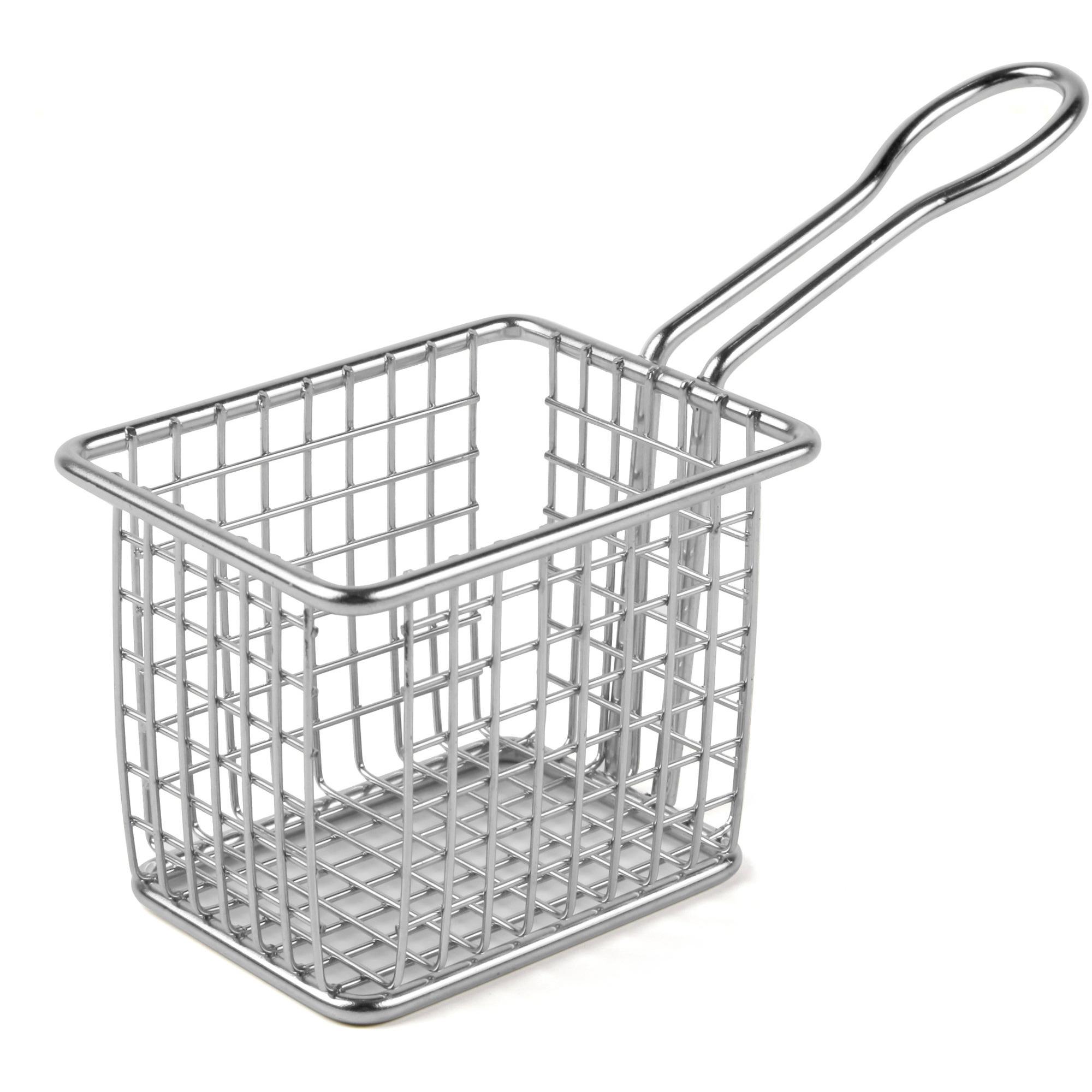 Exxent Frityrkorg Mini Rektangulär