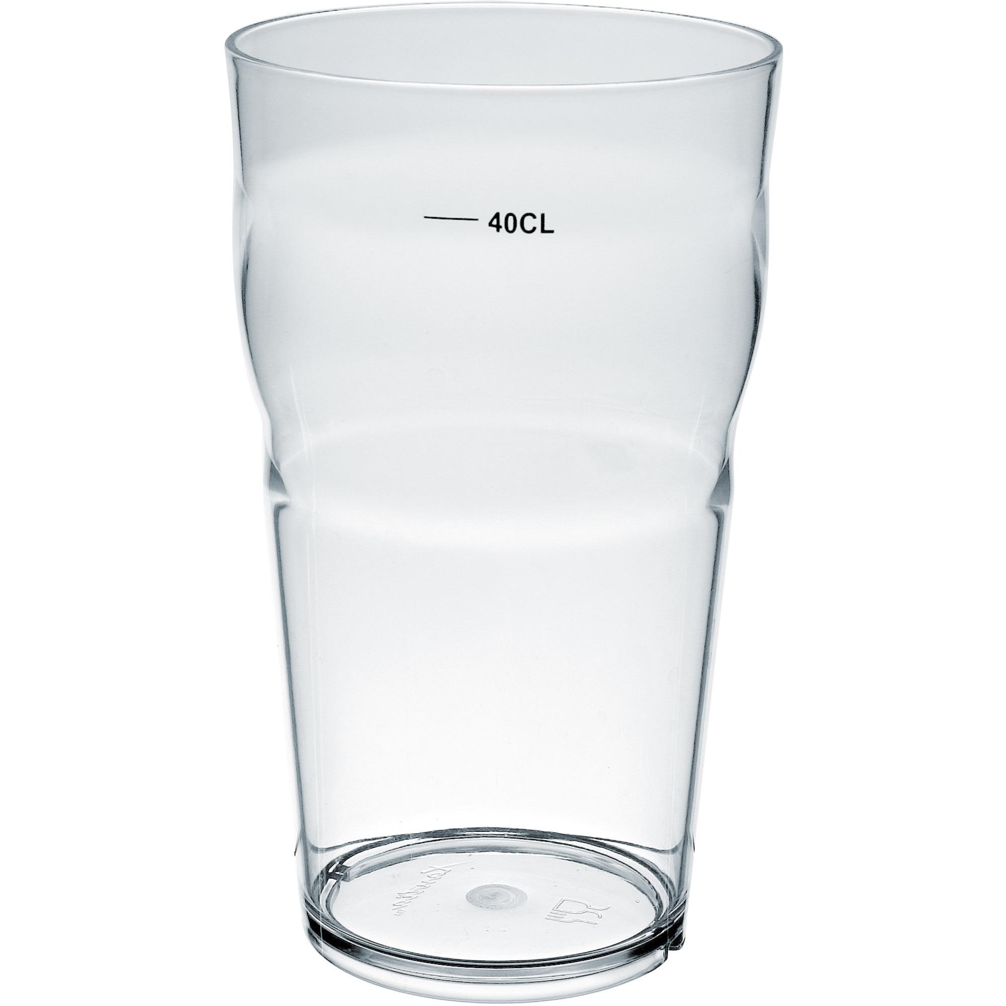 Exxent Ölglas i Tritanplast 50 cl