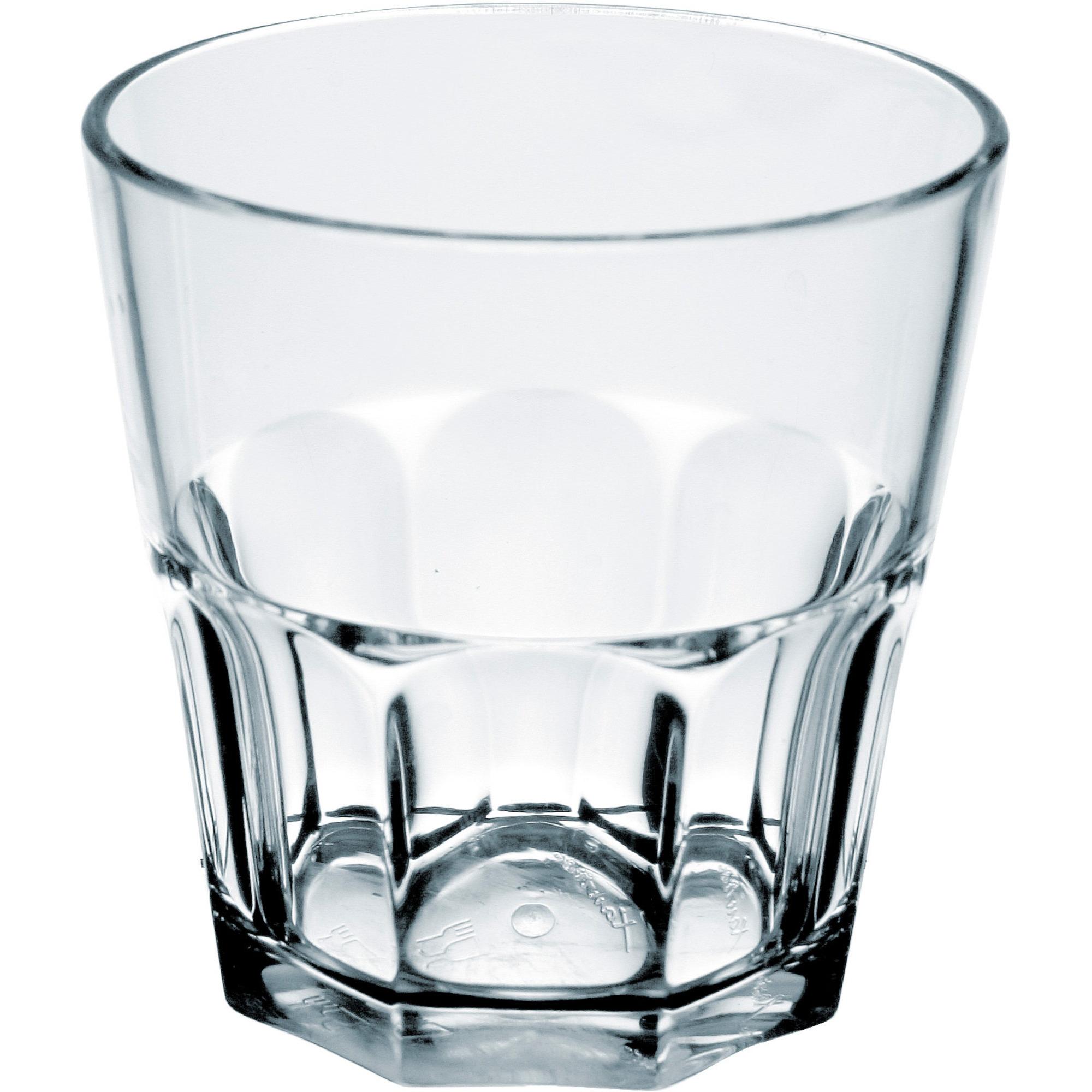 Exxent Vattenglas i Tritanplast 22 cl