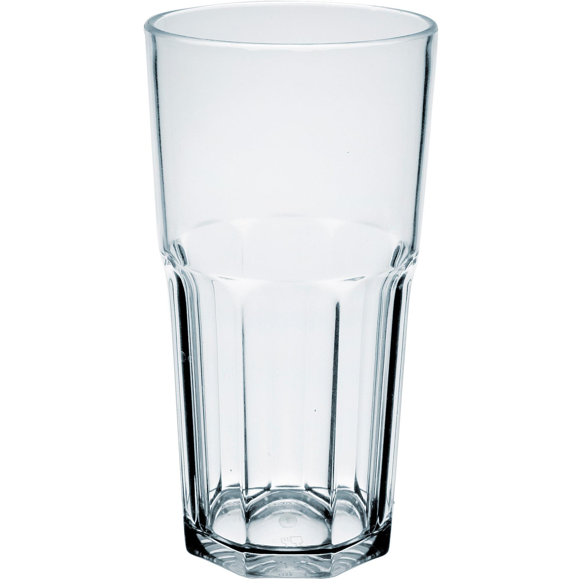 Exxent Vattenglas i Tritanplast 36 cl