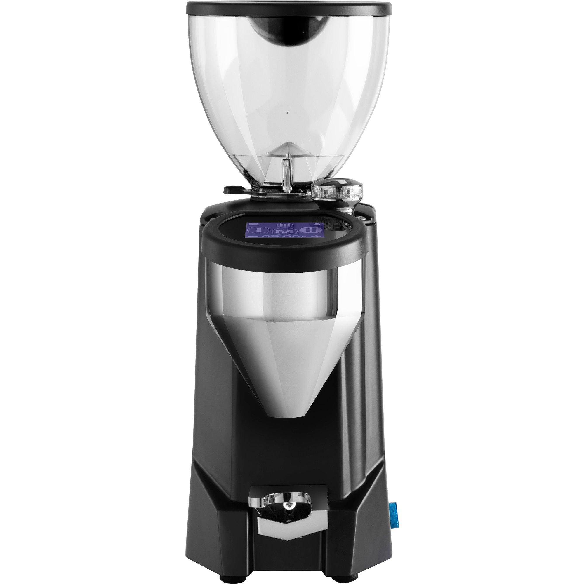 Rocket Fausto Touch kaffekvarn svart
