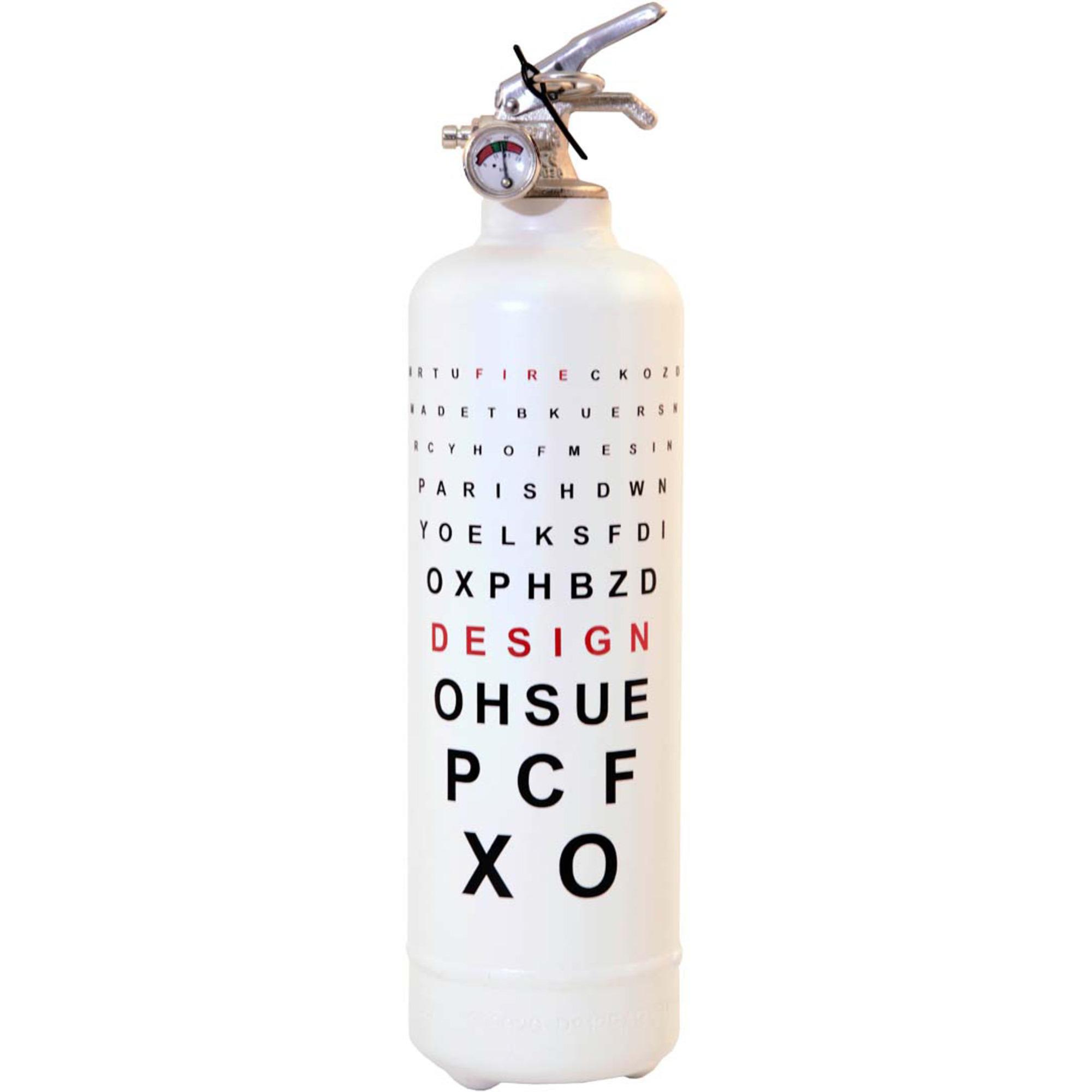 Fire Design Brandsläckare Opthalmique