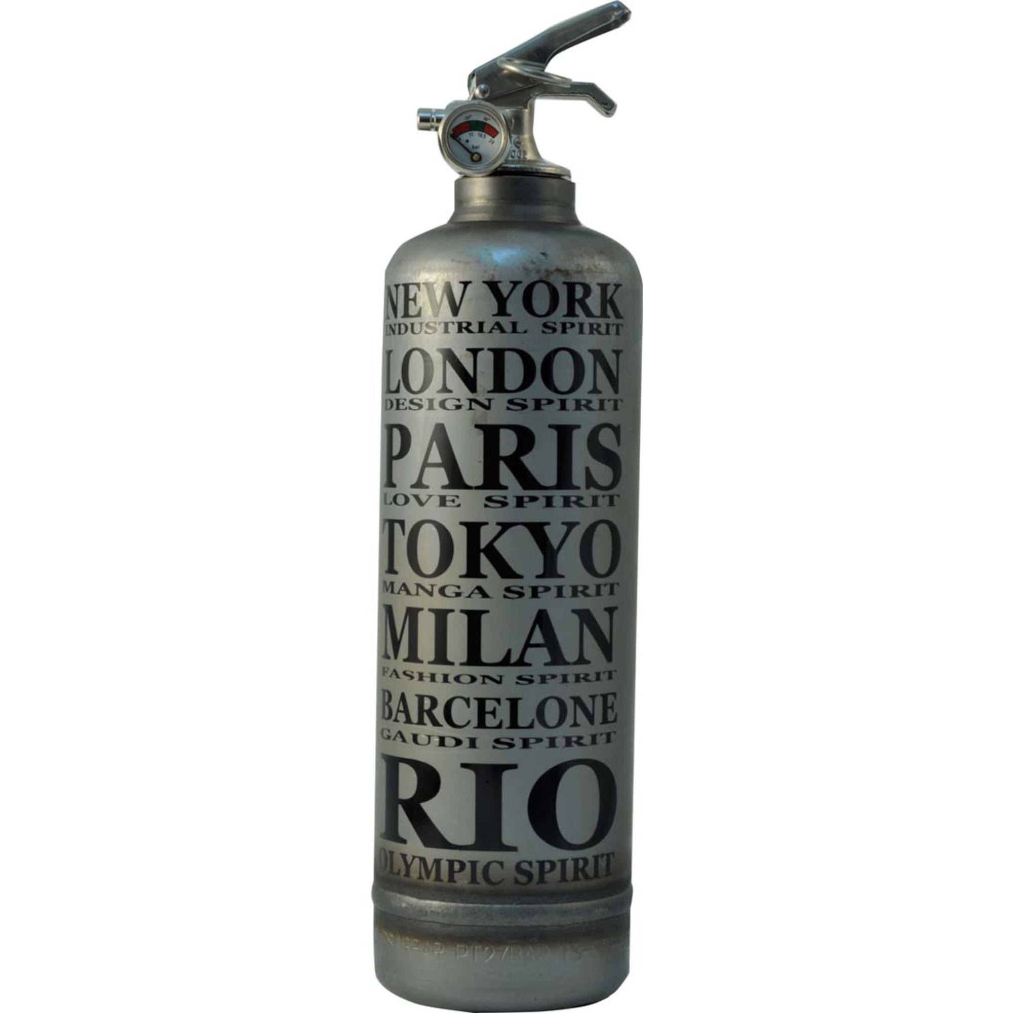 Fire Design Brandsläckare Spirit cities