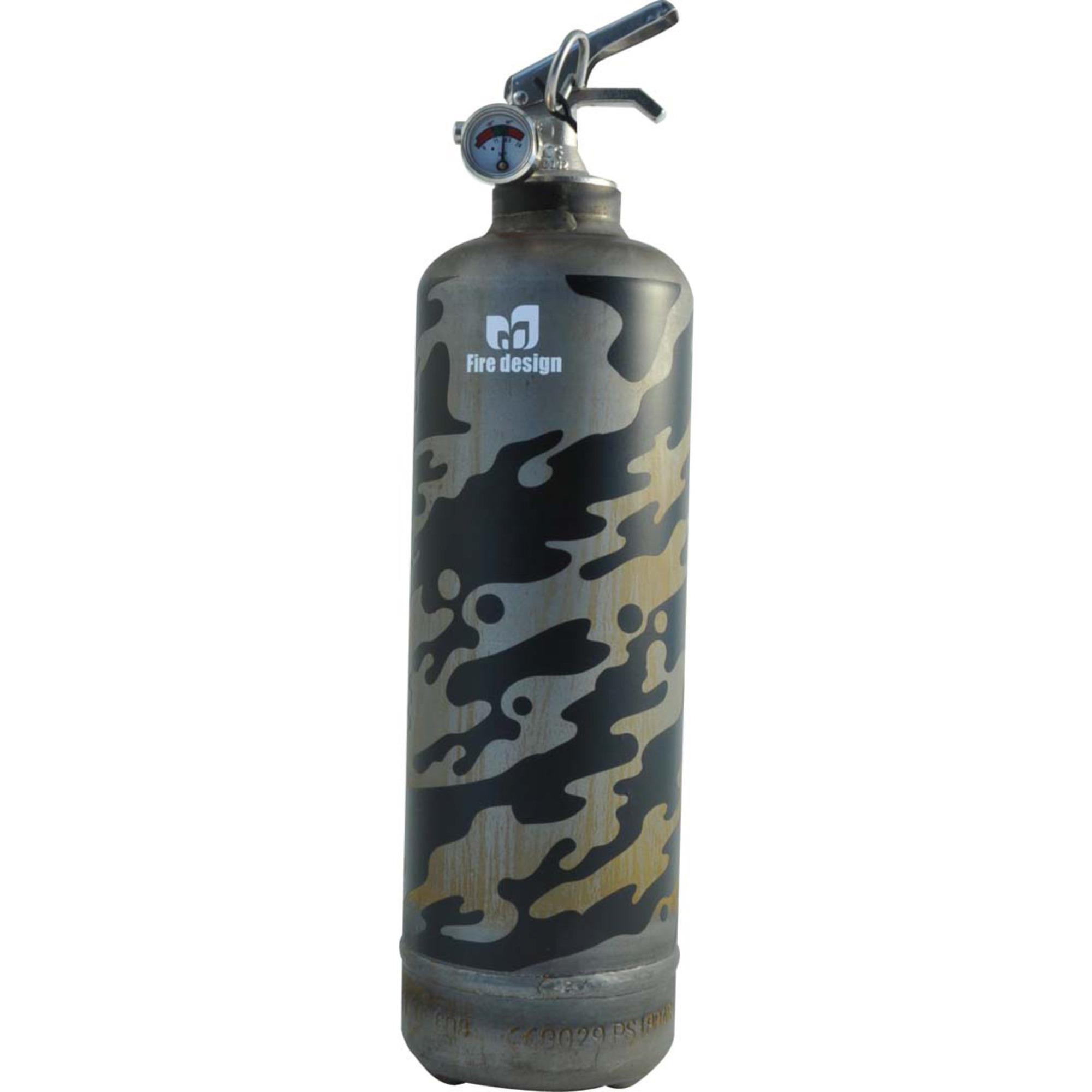 Fire Design Brandsläckare Military Brut/Noir