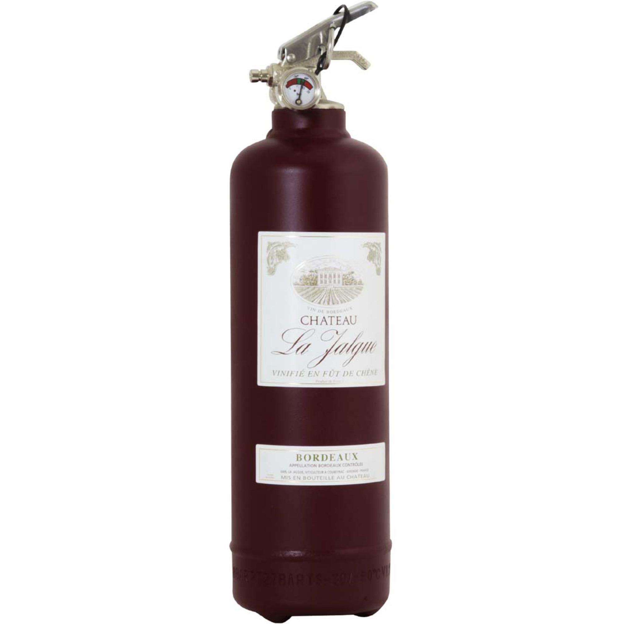 Fire Design Brandsläckare Wine Bordeaux