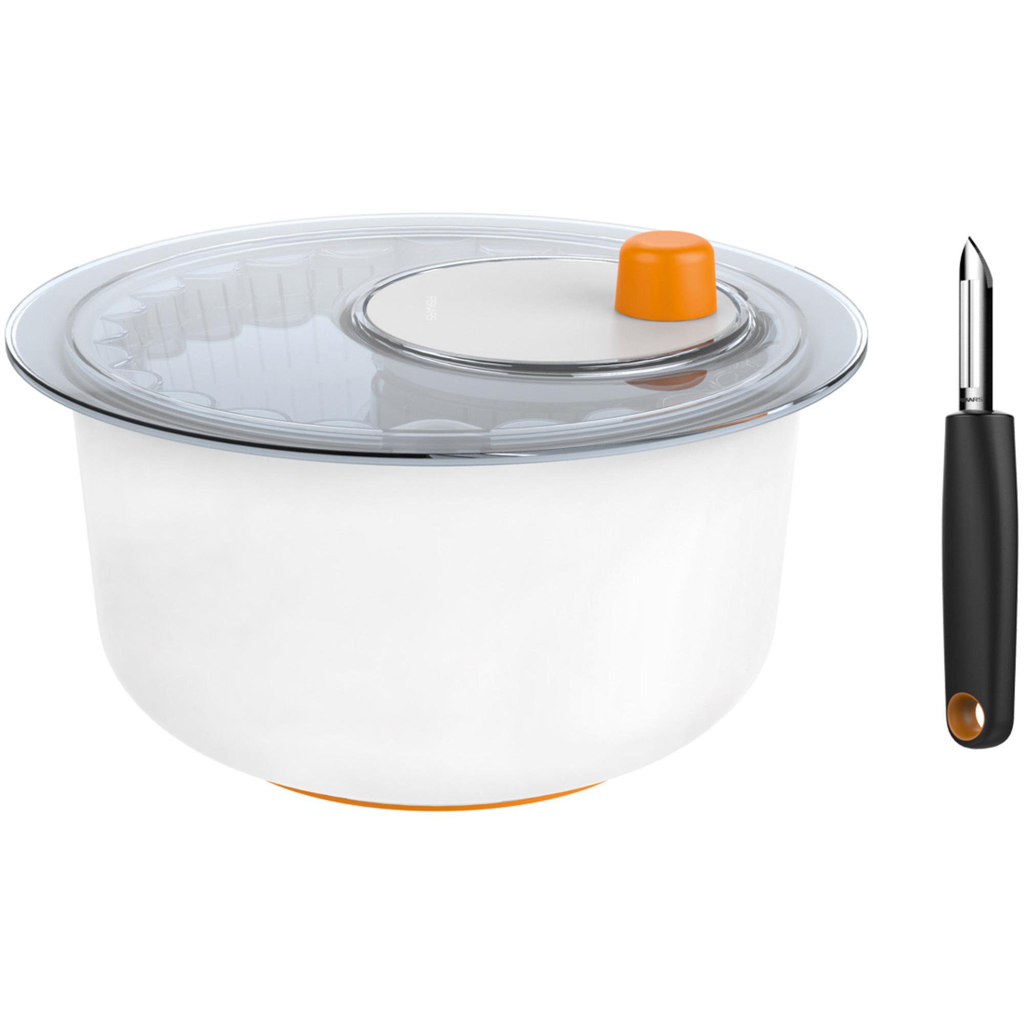 Fiskars Functional Form Salladsset medSalladsslunga + Potatisskalare