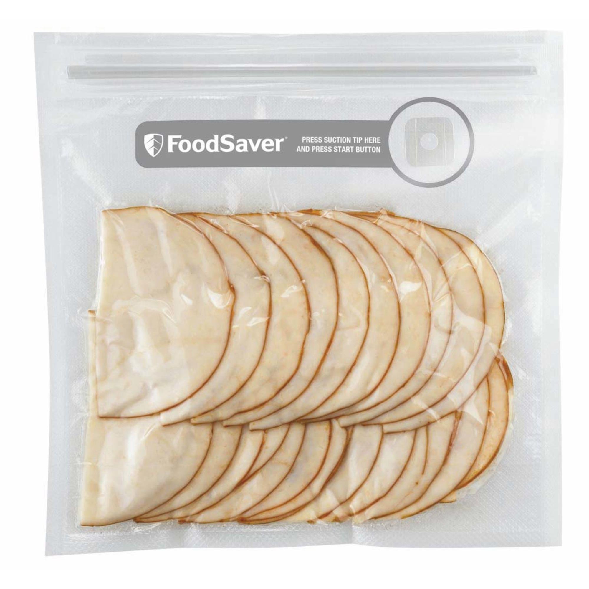FoodSaver Zip-lockpåsar 095L 26 st