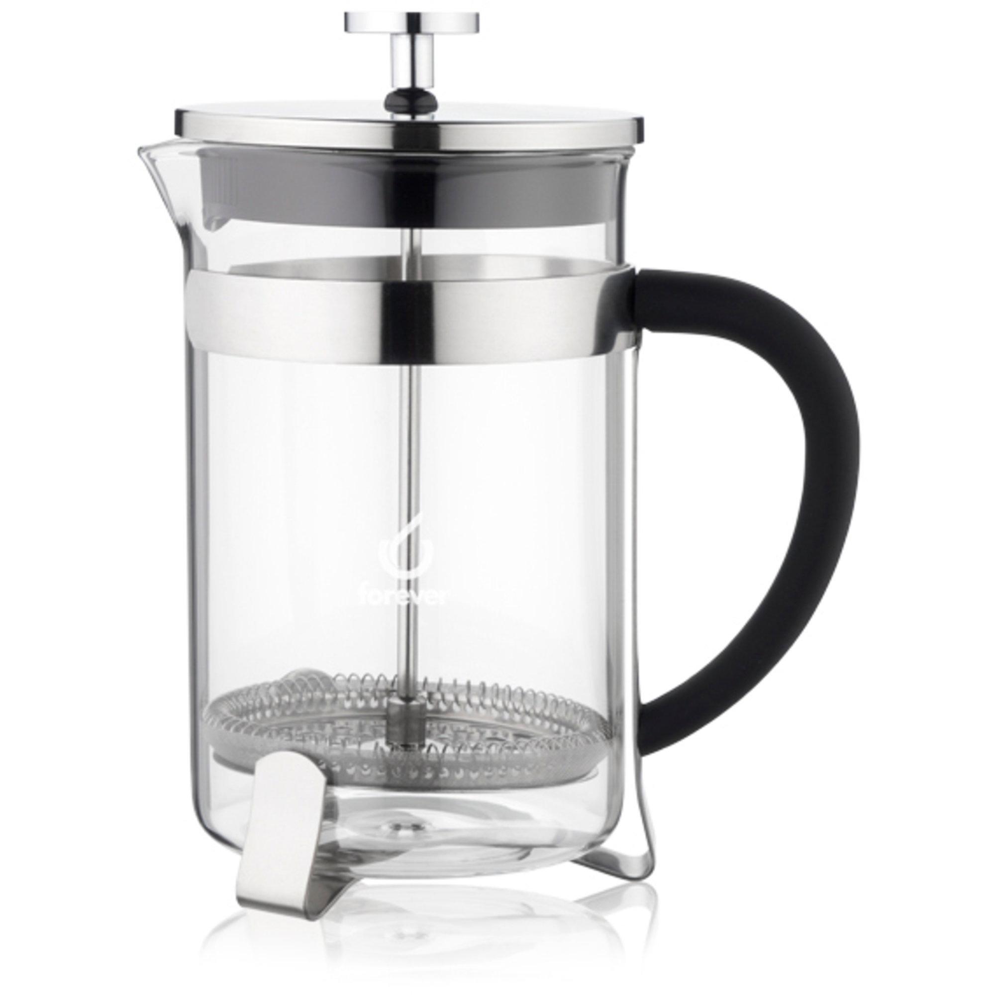 Forever Stämpelkanna kaffe 800 ml.