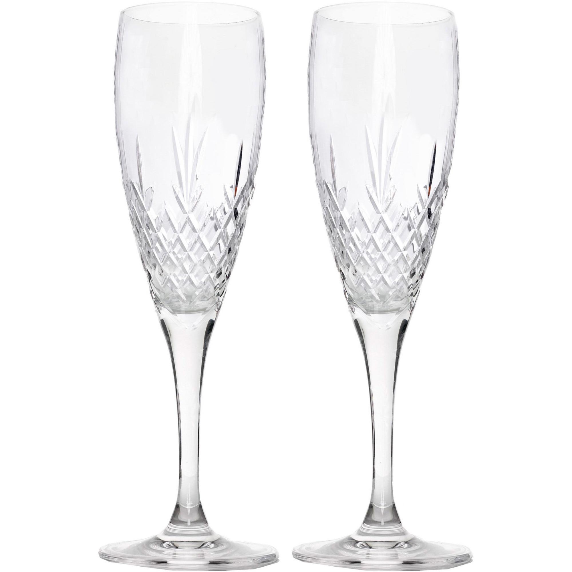 Frederik Bagger Crispy Celebration champagneglas 2 st.