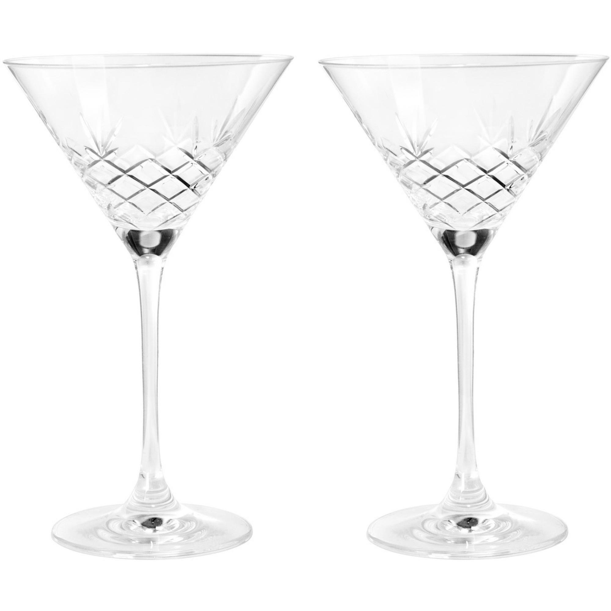 Frederik Bagger Crispy Cocktailglas 2 st.