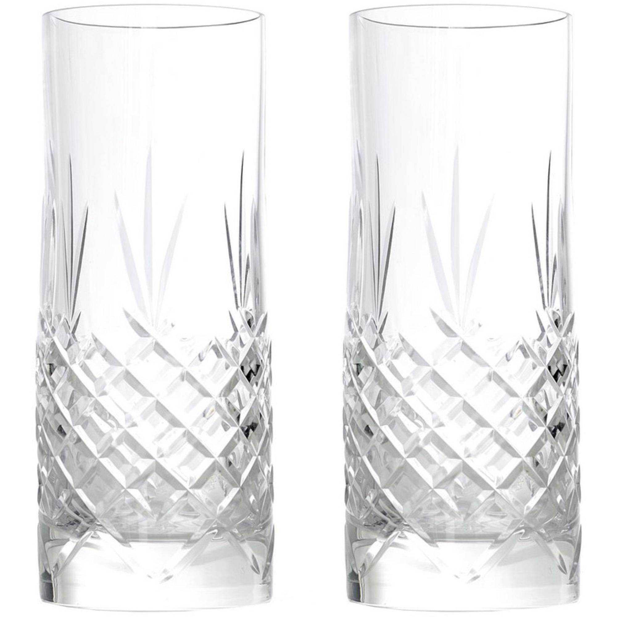 Frederik Bagger Crispy Highball glas 2 st.