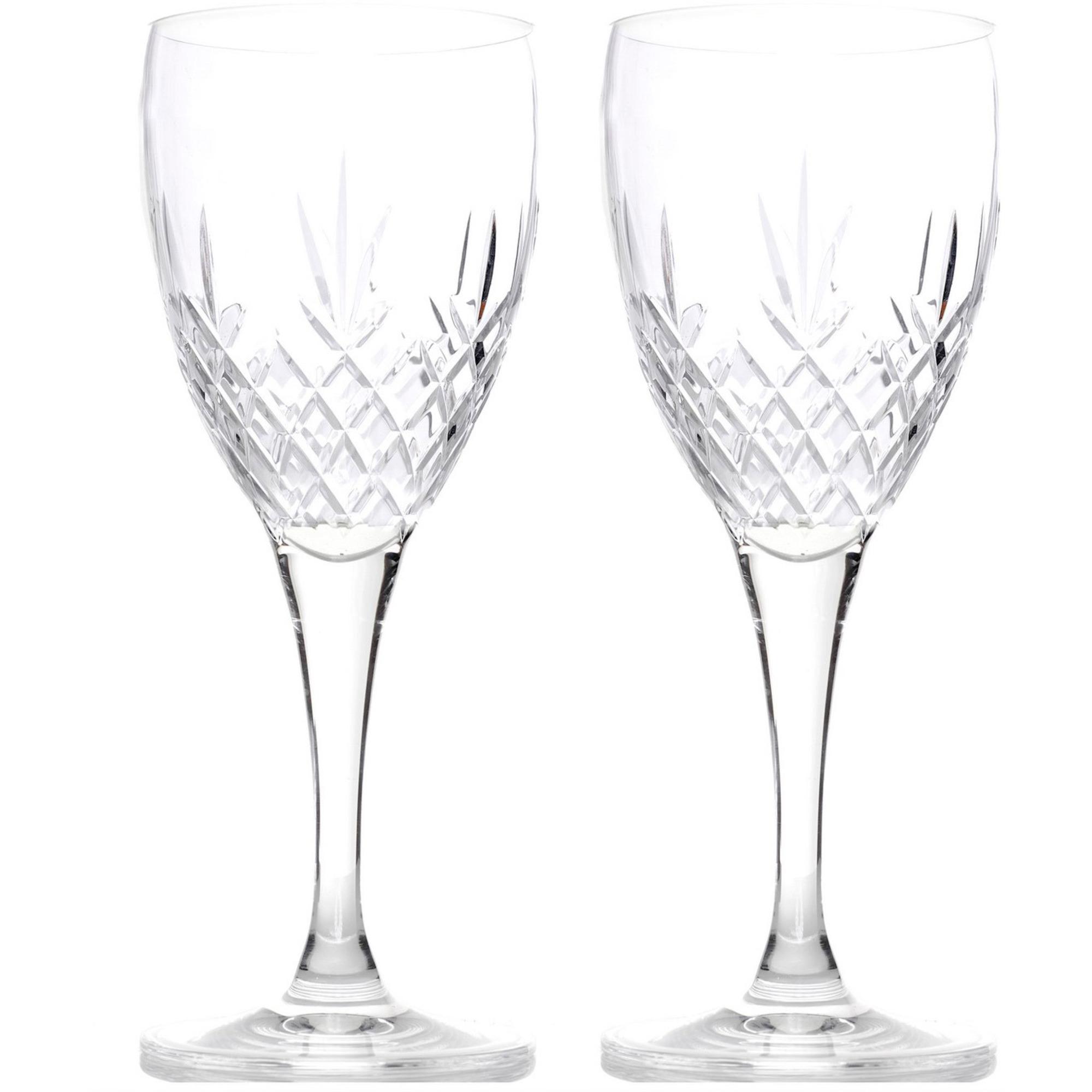 Frederik Bagger Crispy vitvinsglas 2 st.