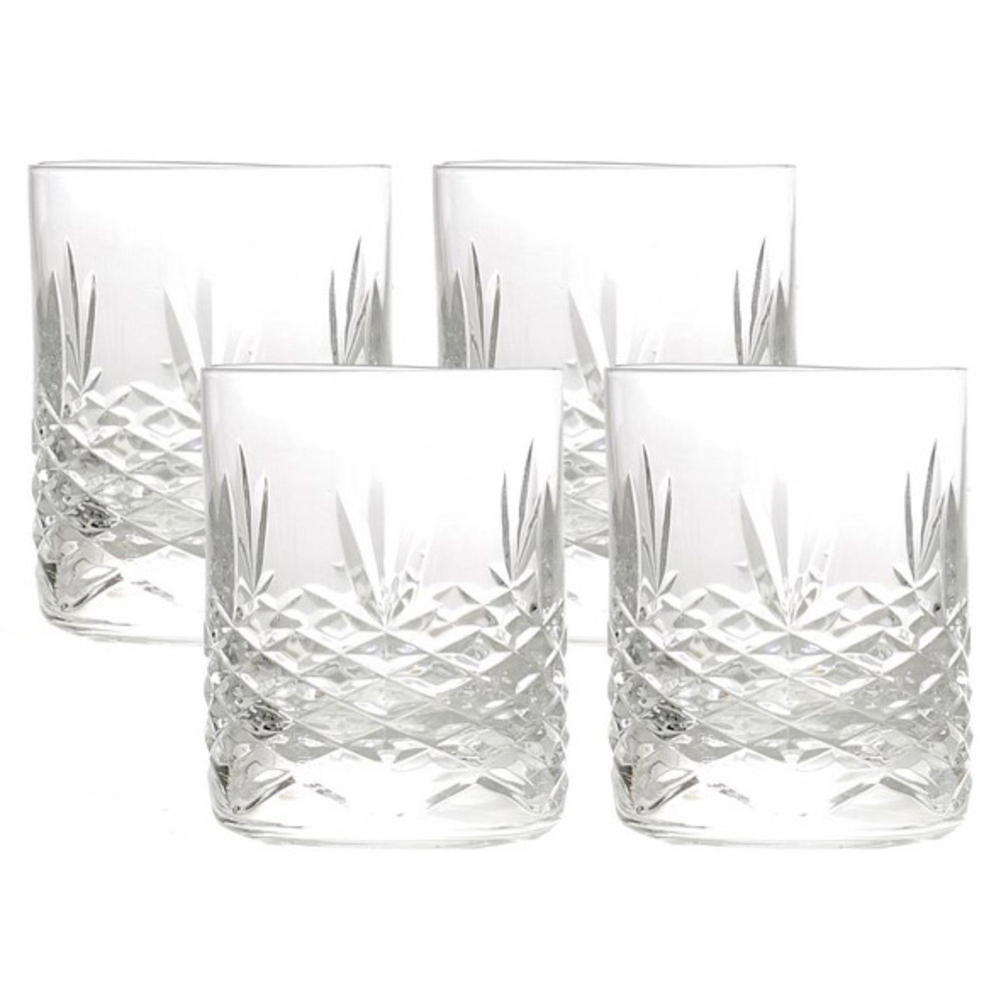 Frederik Bagger Crispy Mini små whiskyglas 4 st.