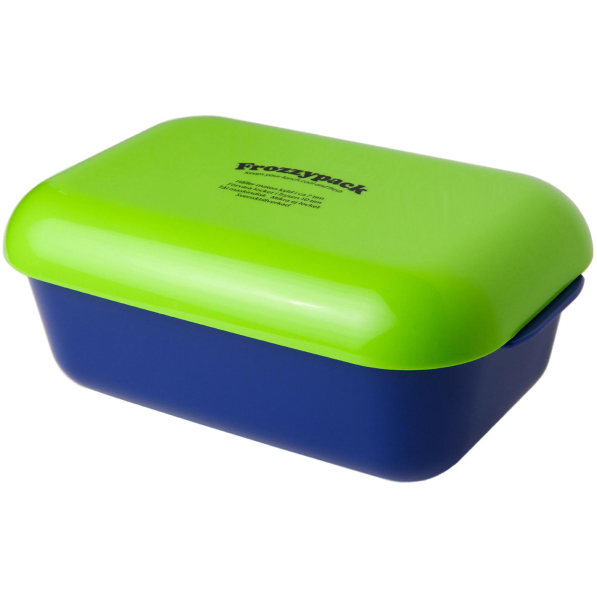 Frozzypack Kylmatlåda Joyful Edition Blue Green