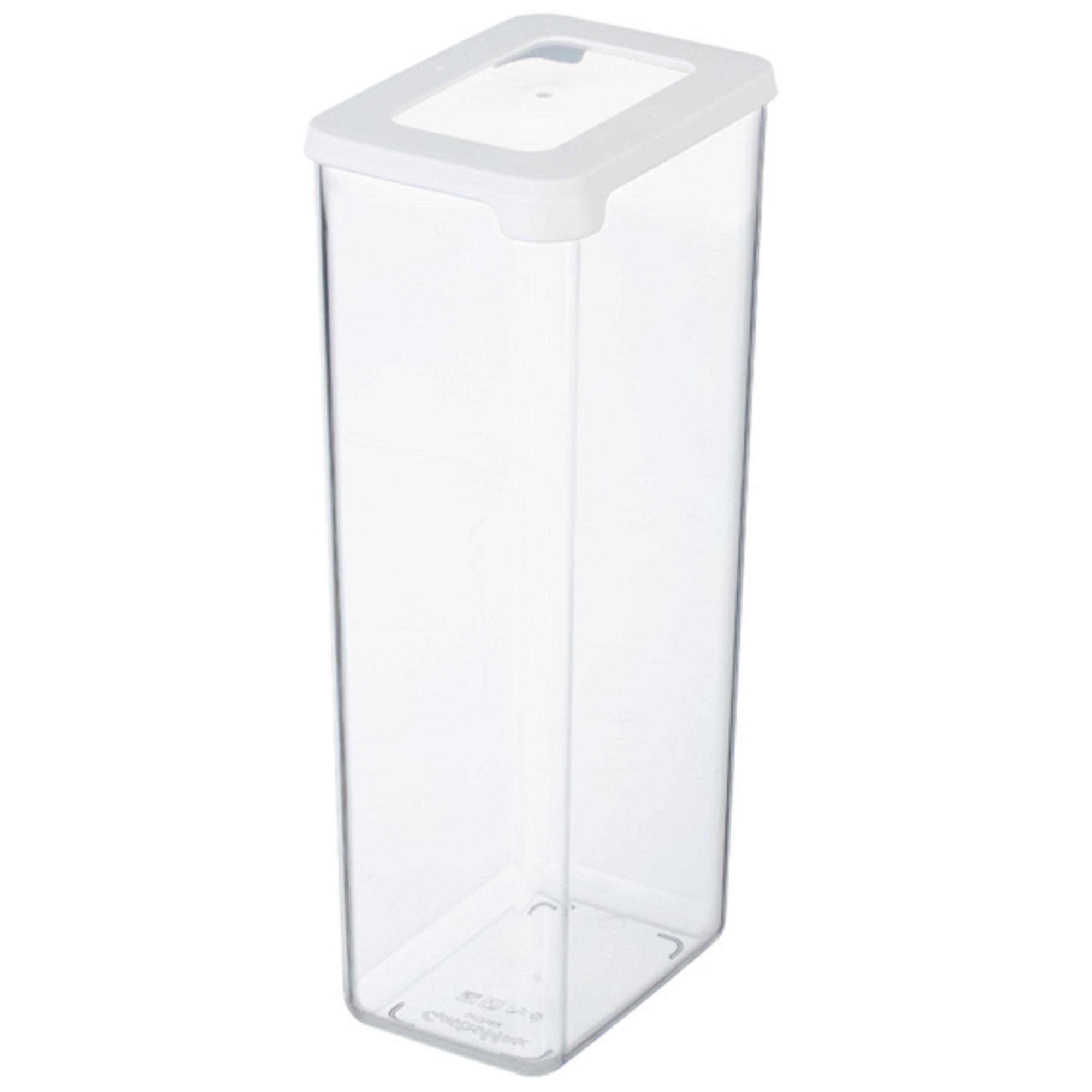 Gastromax Skafferiförvaring 225 Liter Transparent