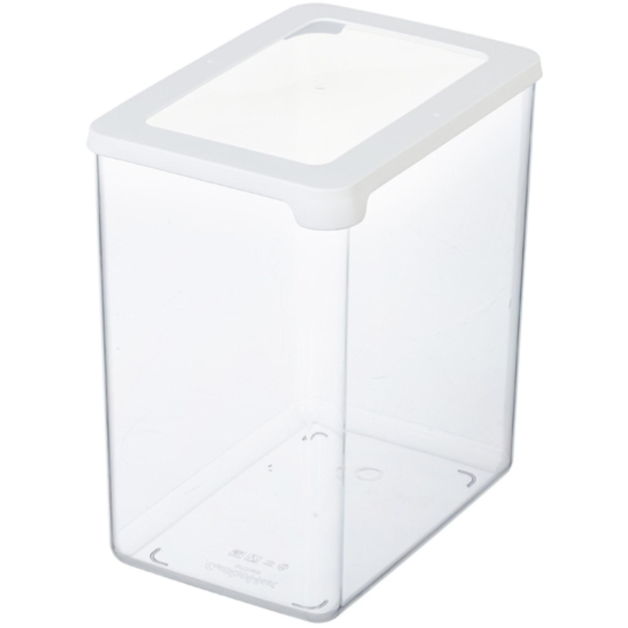 Gastromax Skafferiförvaring 35 Liter Transparent