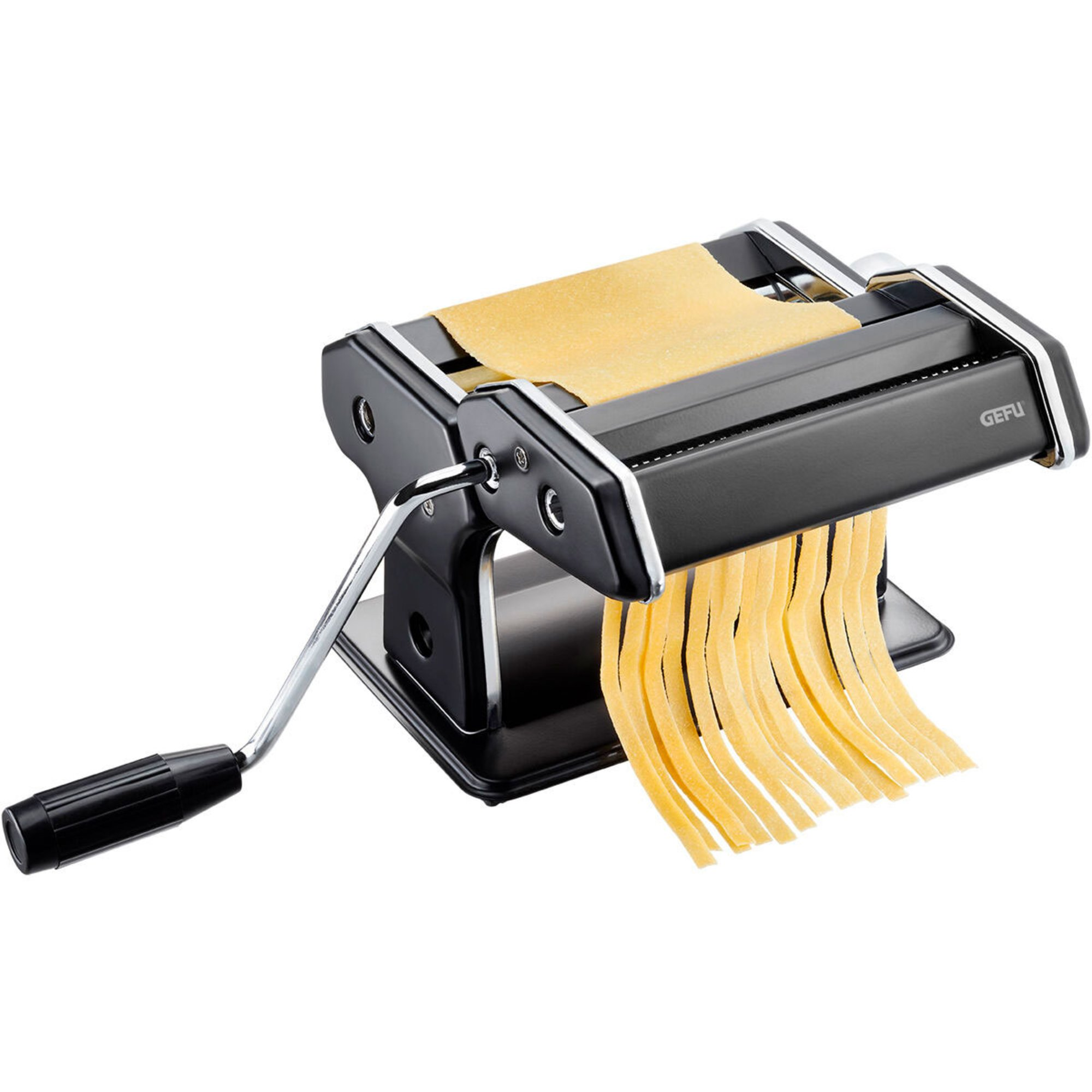 GEFU Perfetta pastamaskin svart