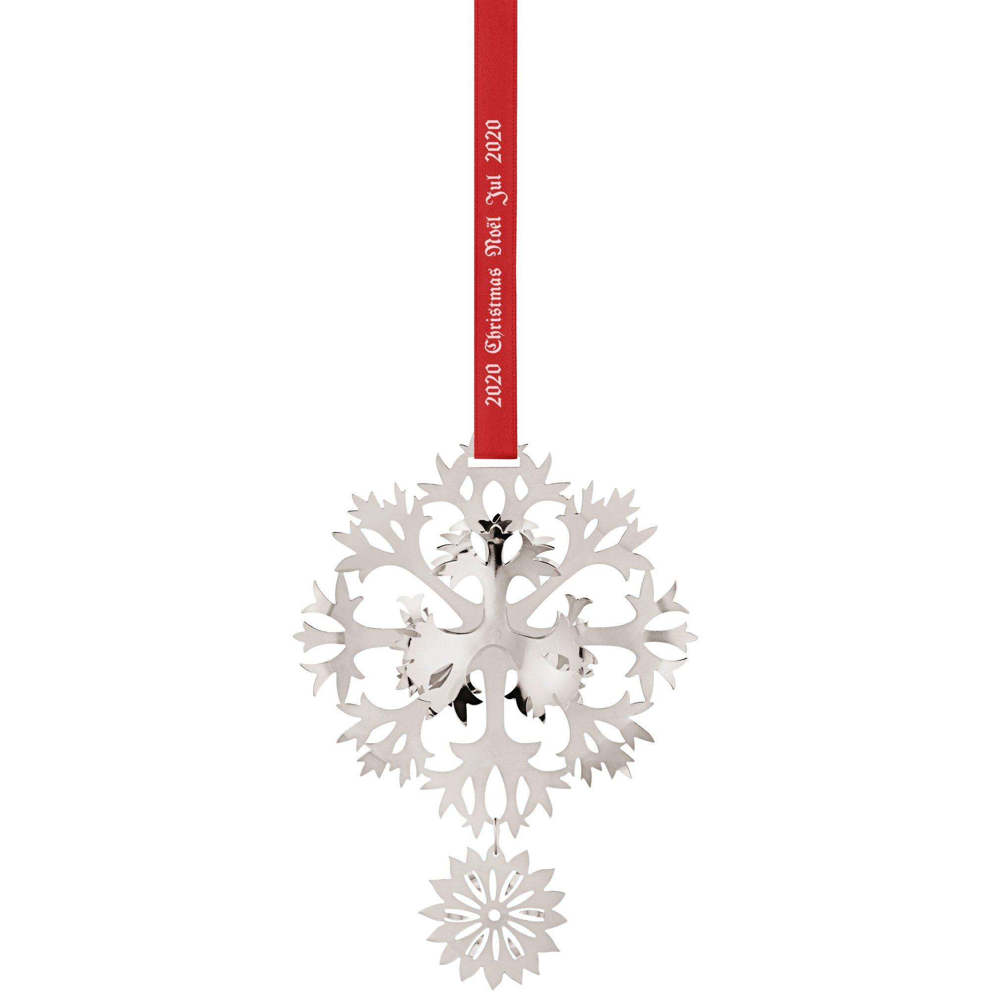 Georg Jensen 2020 Ice Flower palladium
