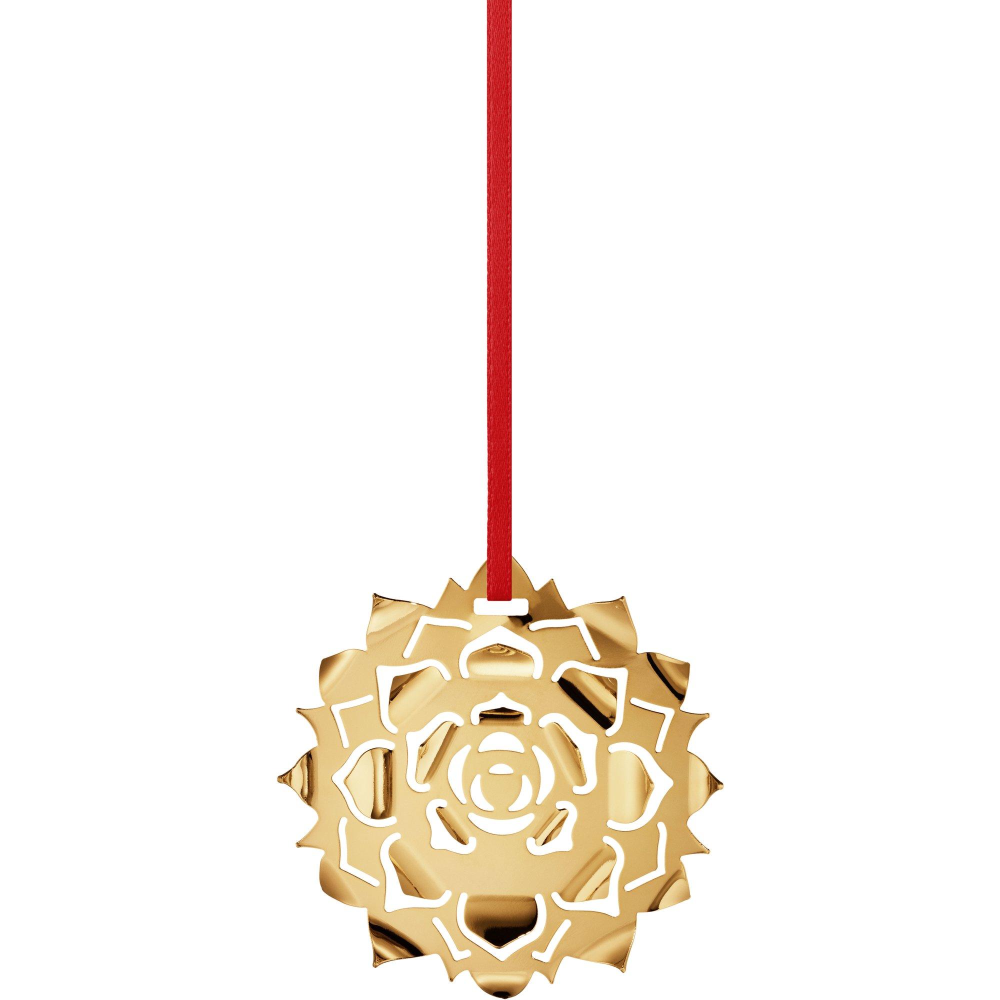 Georg Jensen 2020 Ornament Ice Rosette