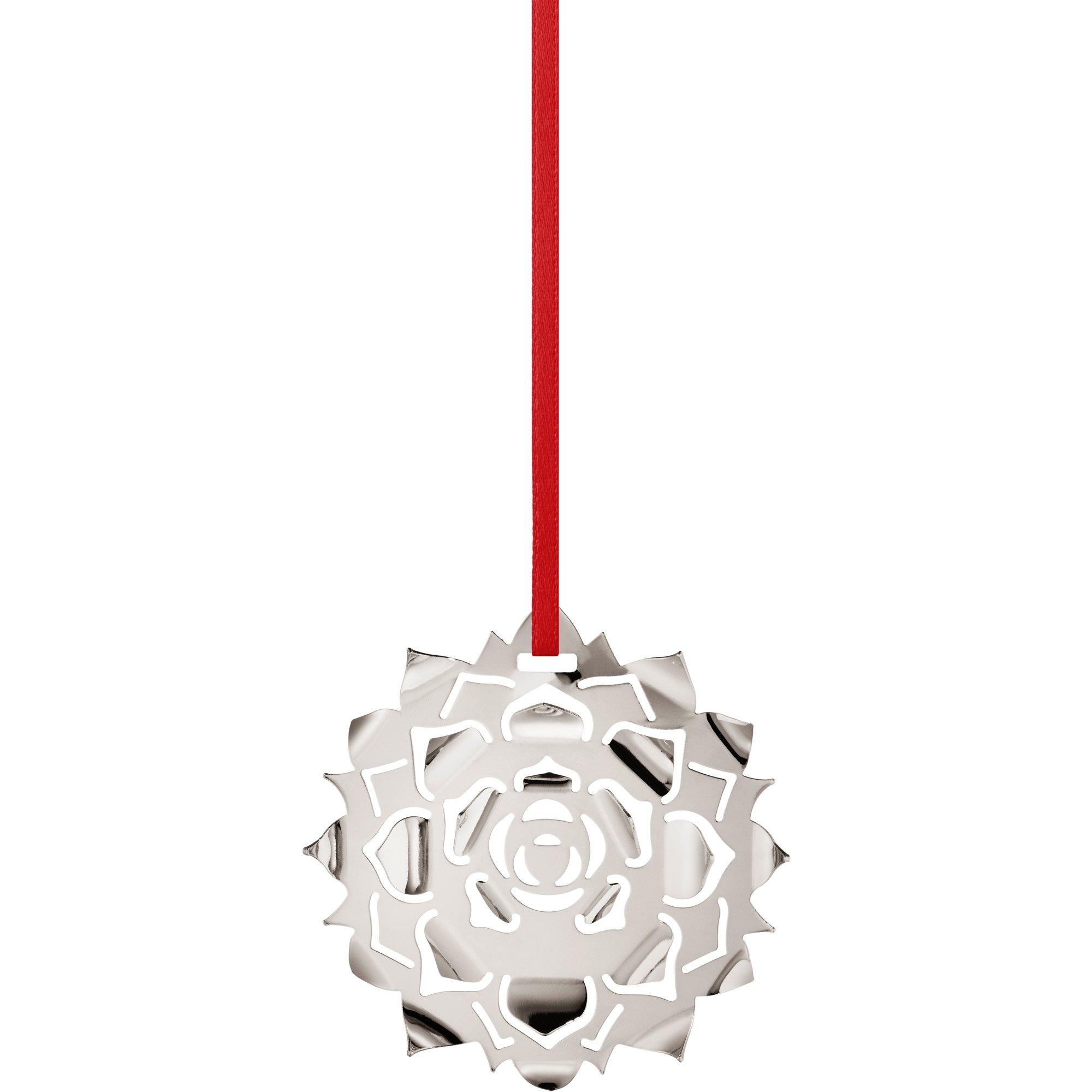 Georg Jensen 2020 Ornament Ice Rosette guld