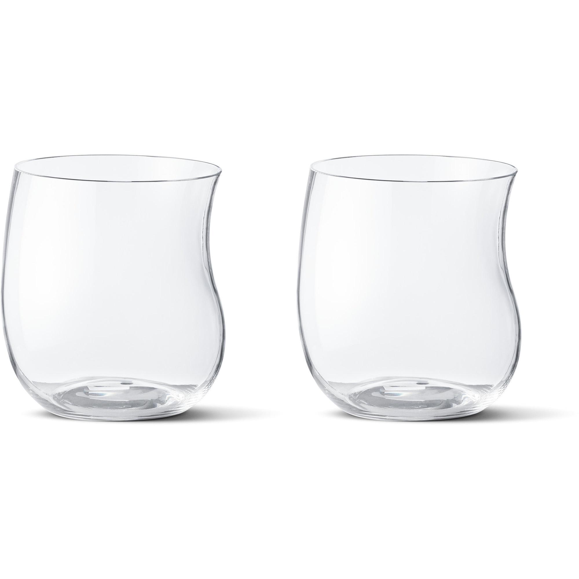 Bilde av Georg Jensen Cobra Glass Små 2-pack