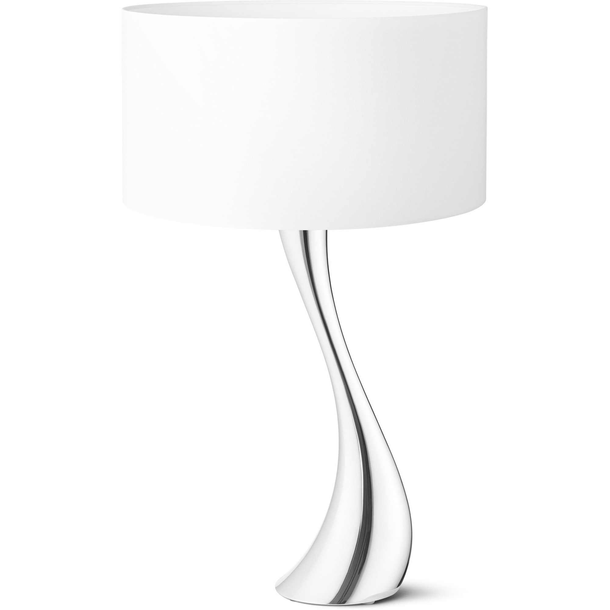 Georg Jensen Cobra Lampa Medium Vit