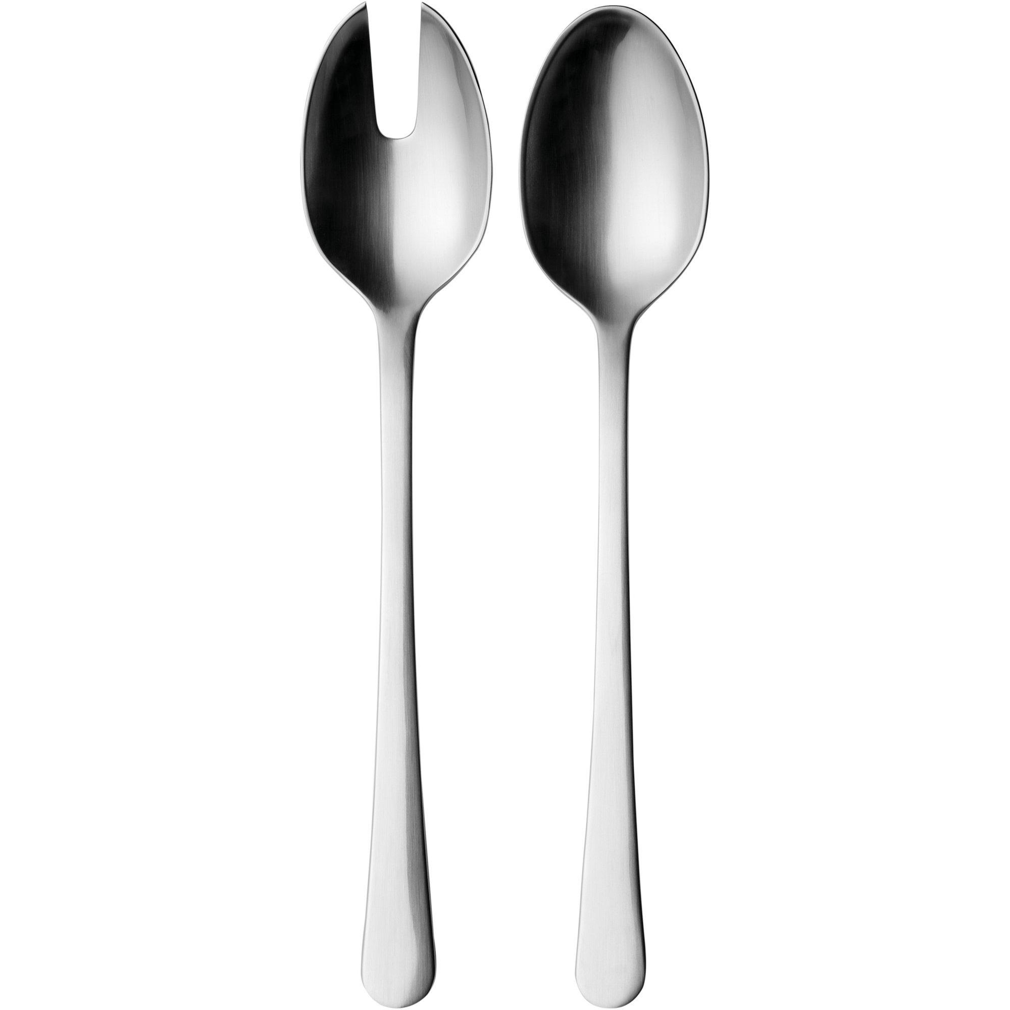Georg Jensen Copenhagen serveringsset rostfritt stål