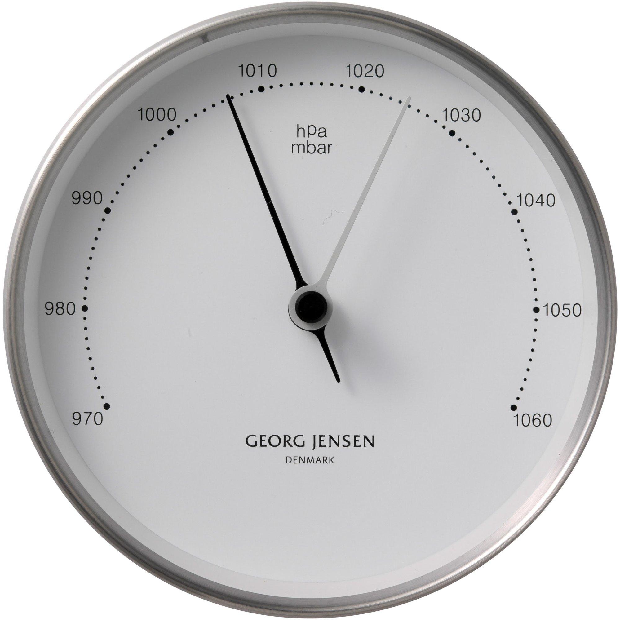 Henning Koppel barometer från Georg Jensen » Fri frakt