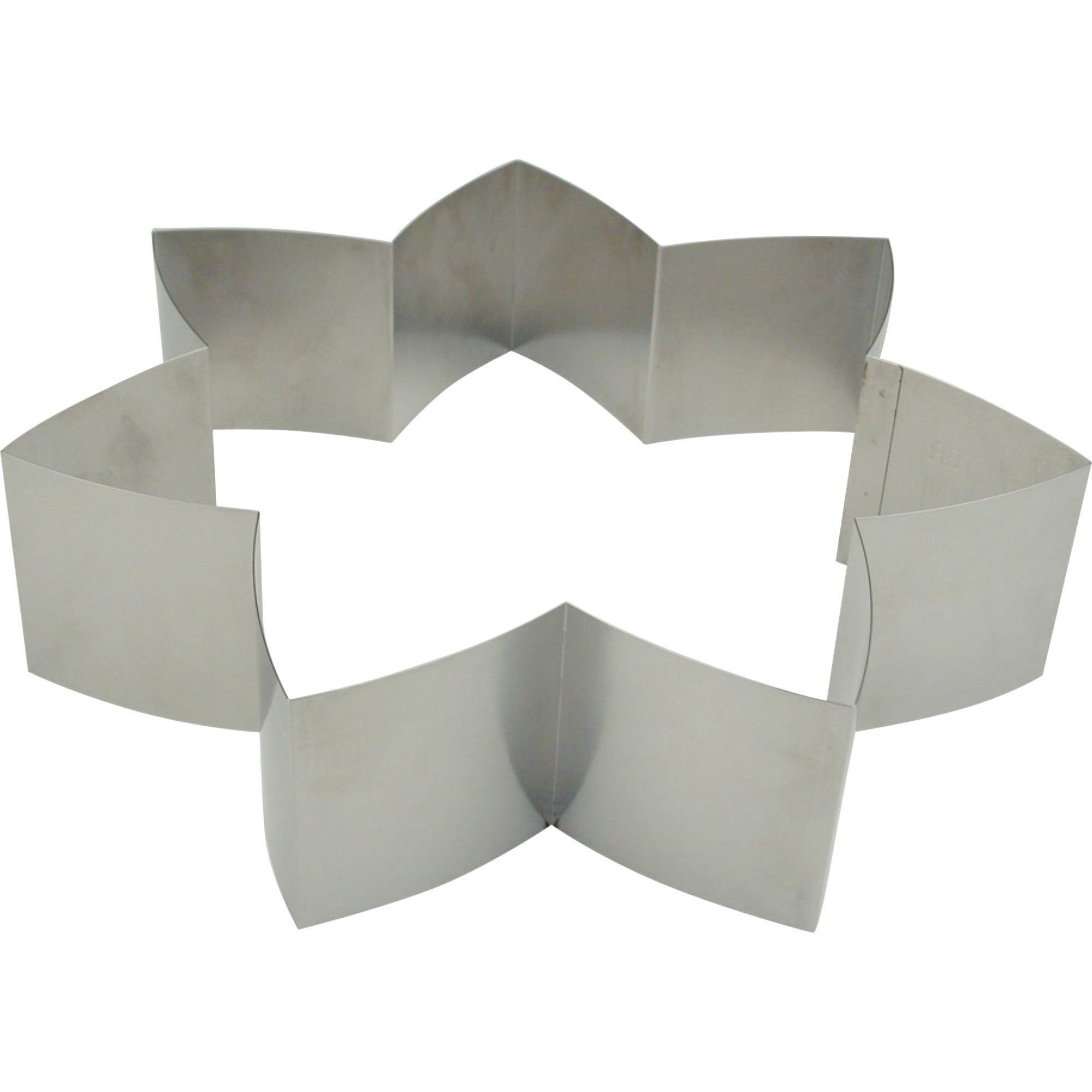 Städter Kakram Rostfritt Stål 27 cmNonstick Aluminium 24 x 10 x 75 cm
