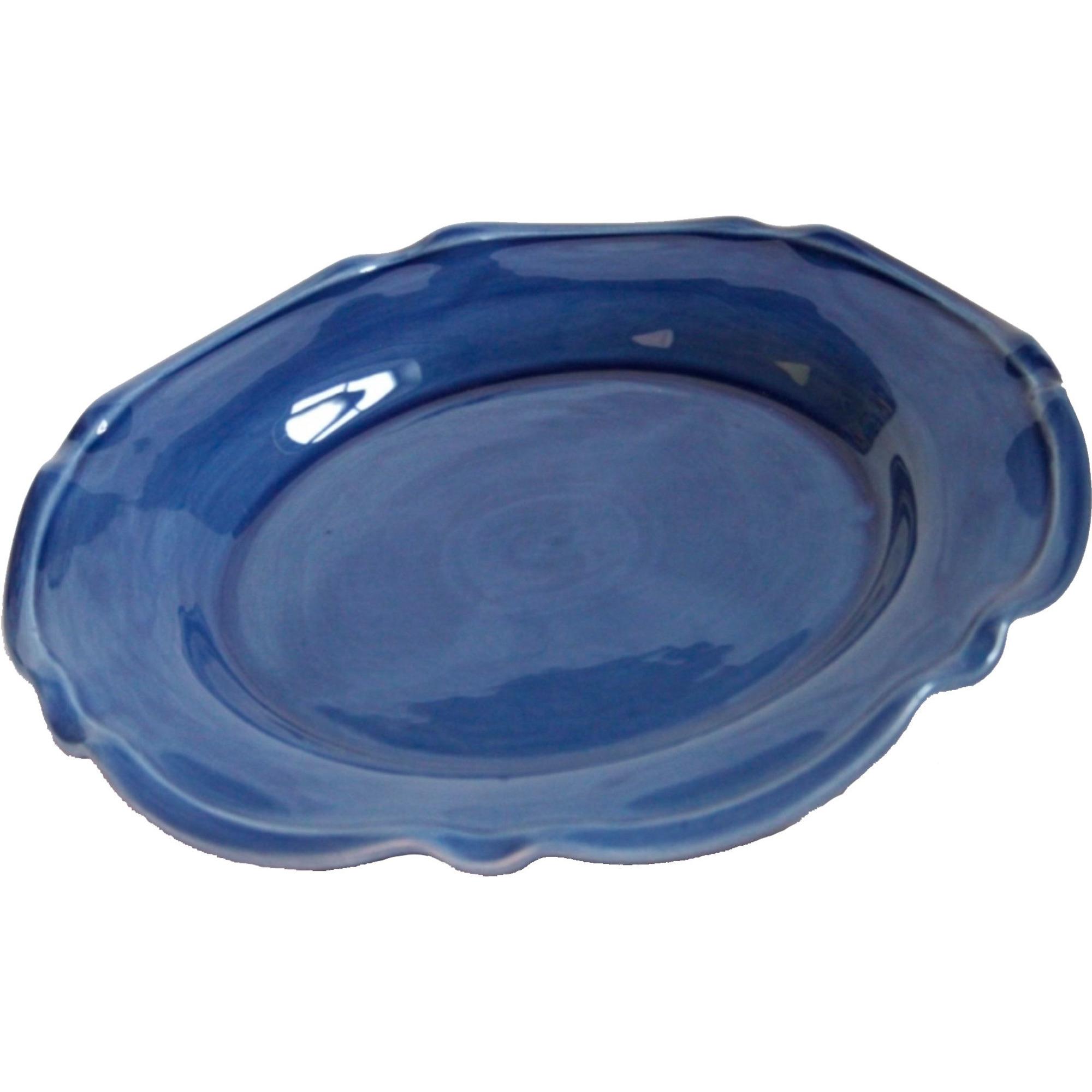 Gerbera Tallrik Provence Marinblå 25 cm