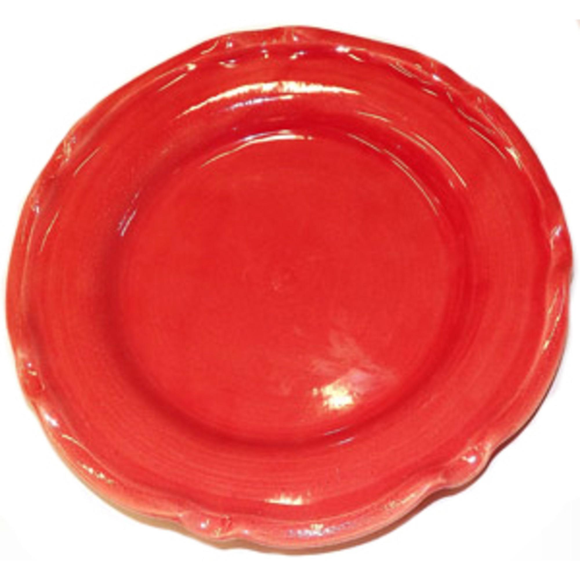 Gerbera Tallrik Provence Tomatröd 25 cm