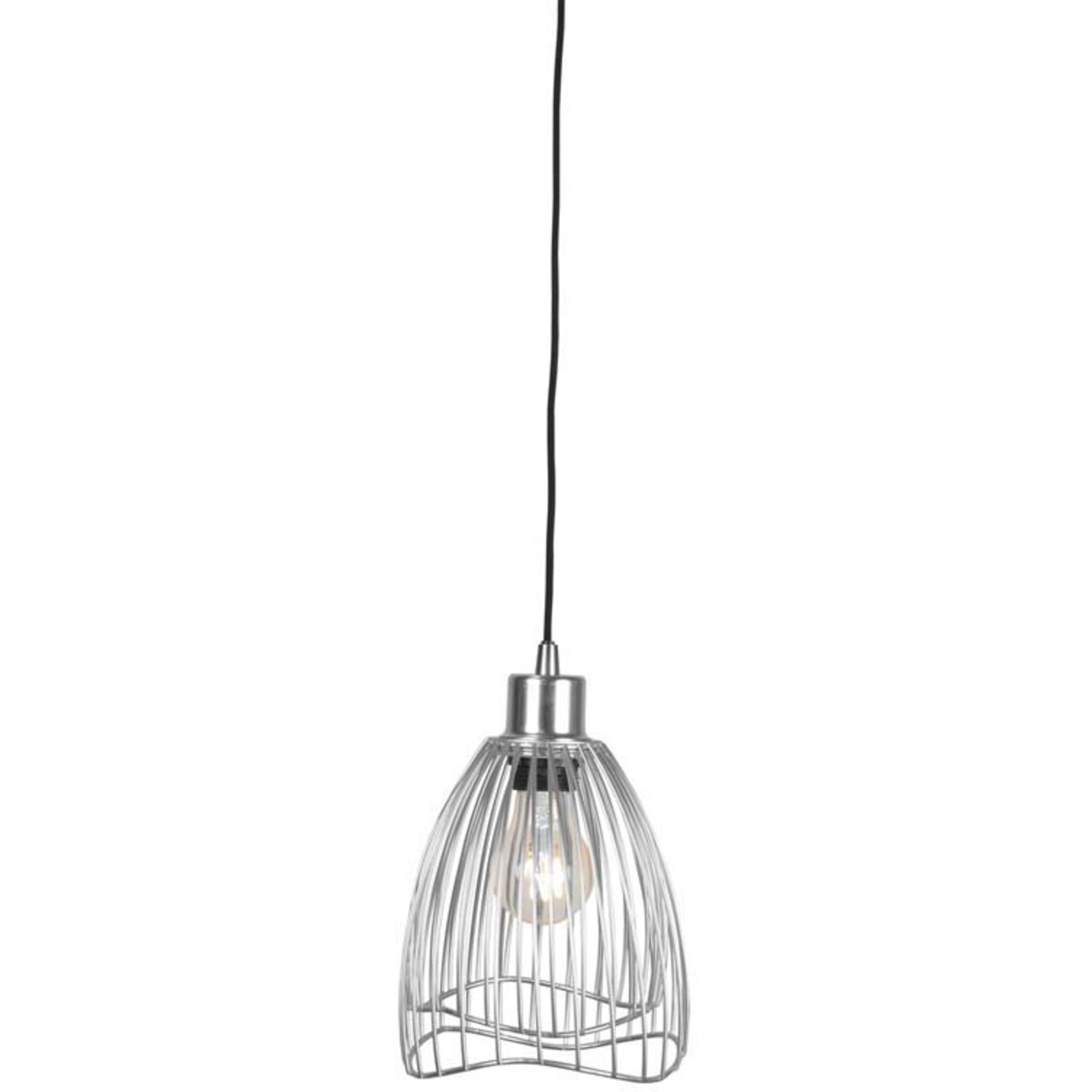 Globen Lighting Bord/Pendel Mini Ray Krom