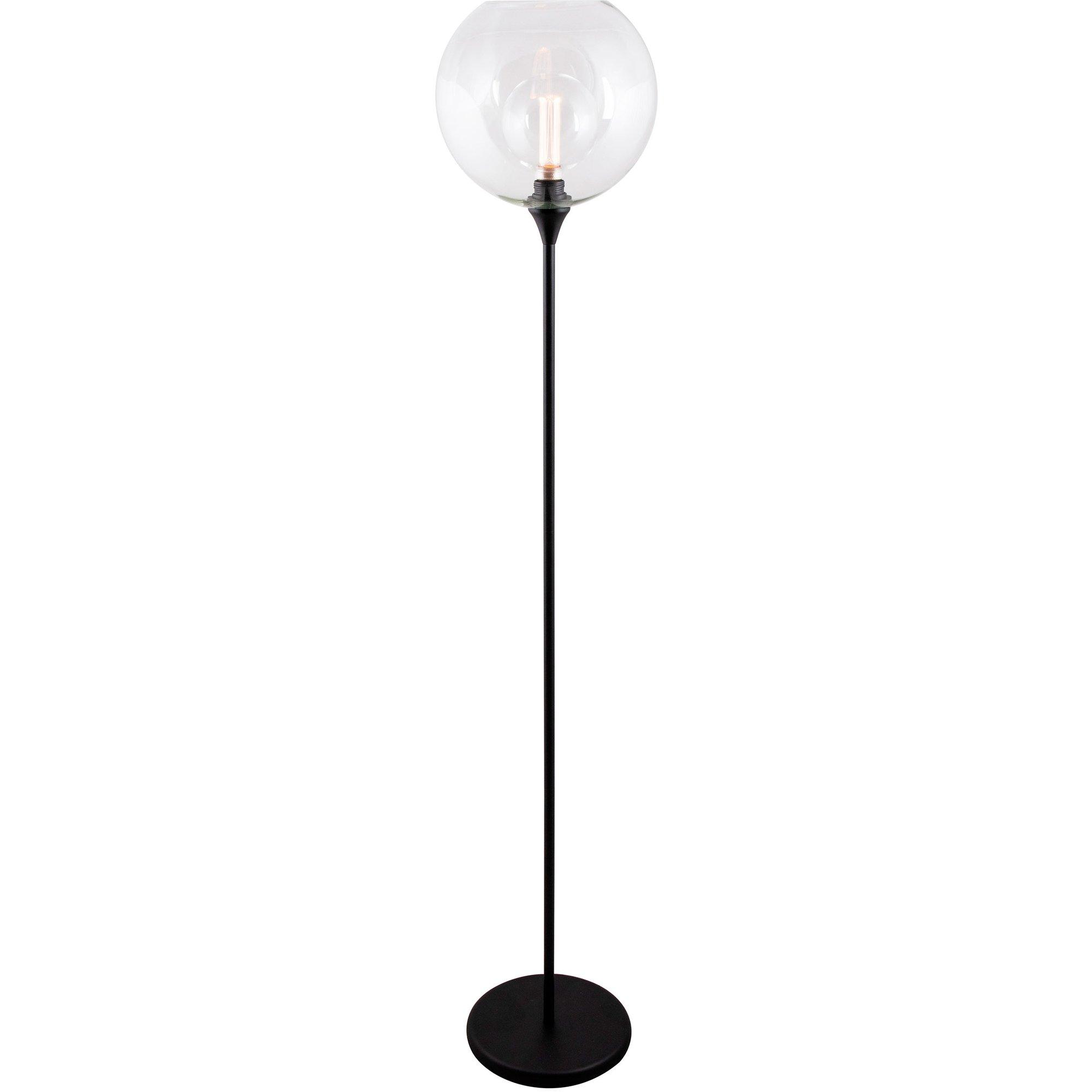 Globen Lighting Bowl Golvlampa klar