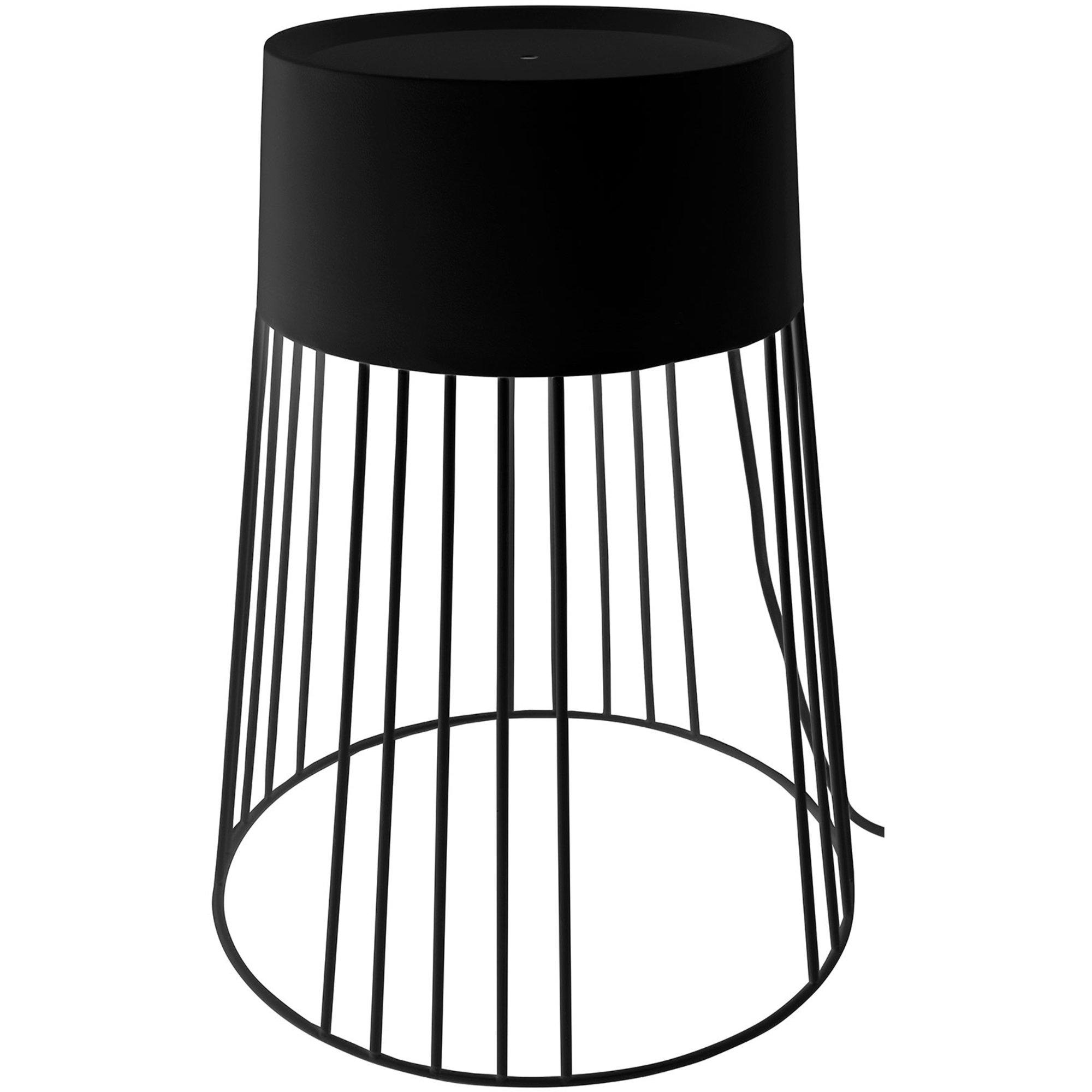Globen Lighting Koster Golvlampa IP44 45 cm svart