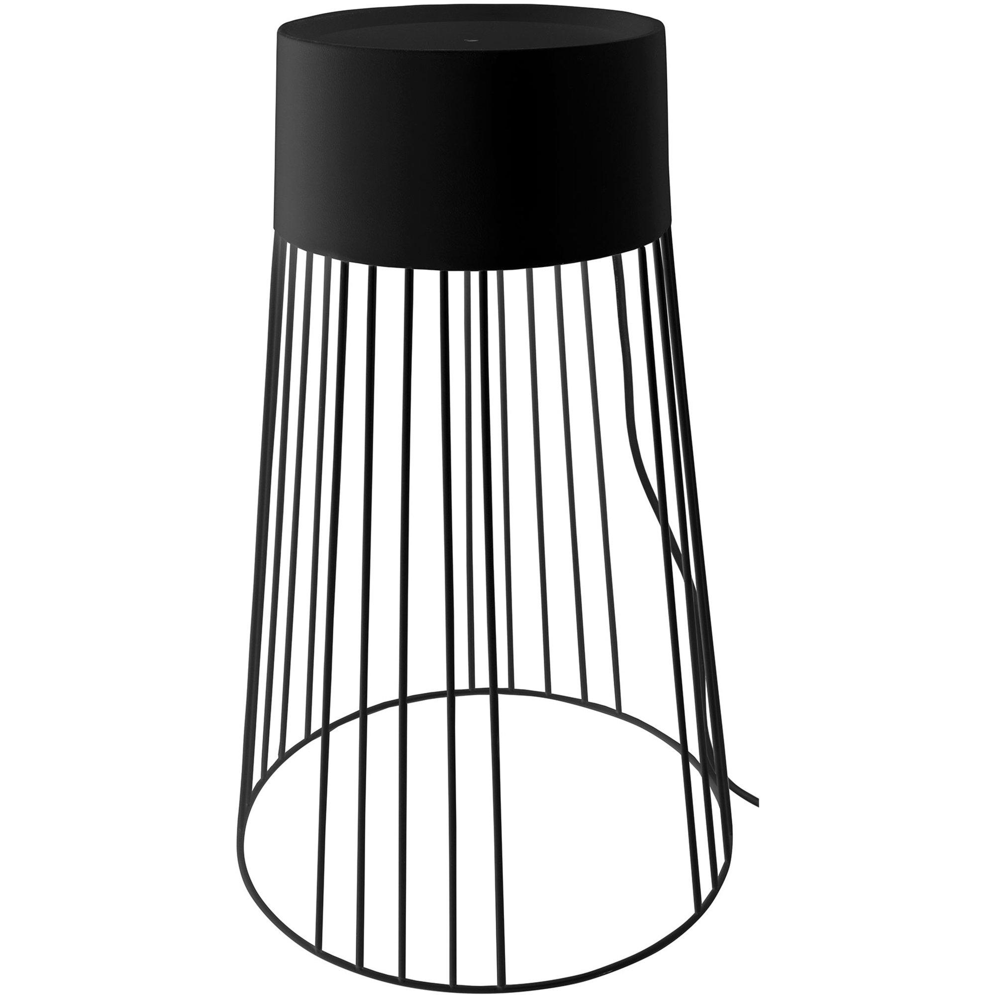 Globen Lighting Koster Golvlampa IP44 60 cm svart
