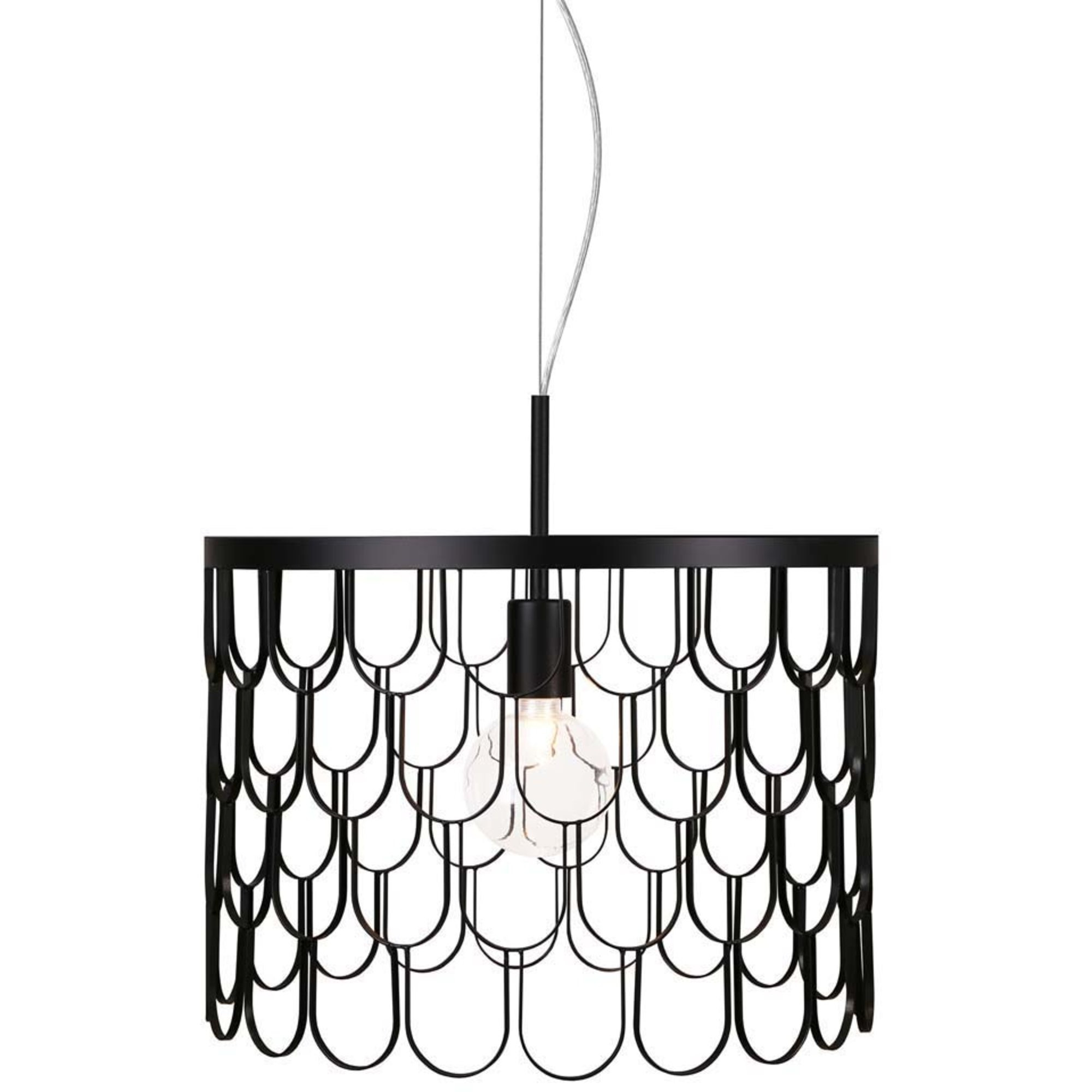 Globen Lighting Pendel Gatsby Svart