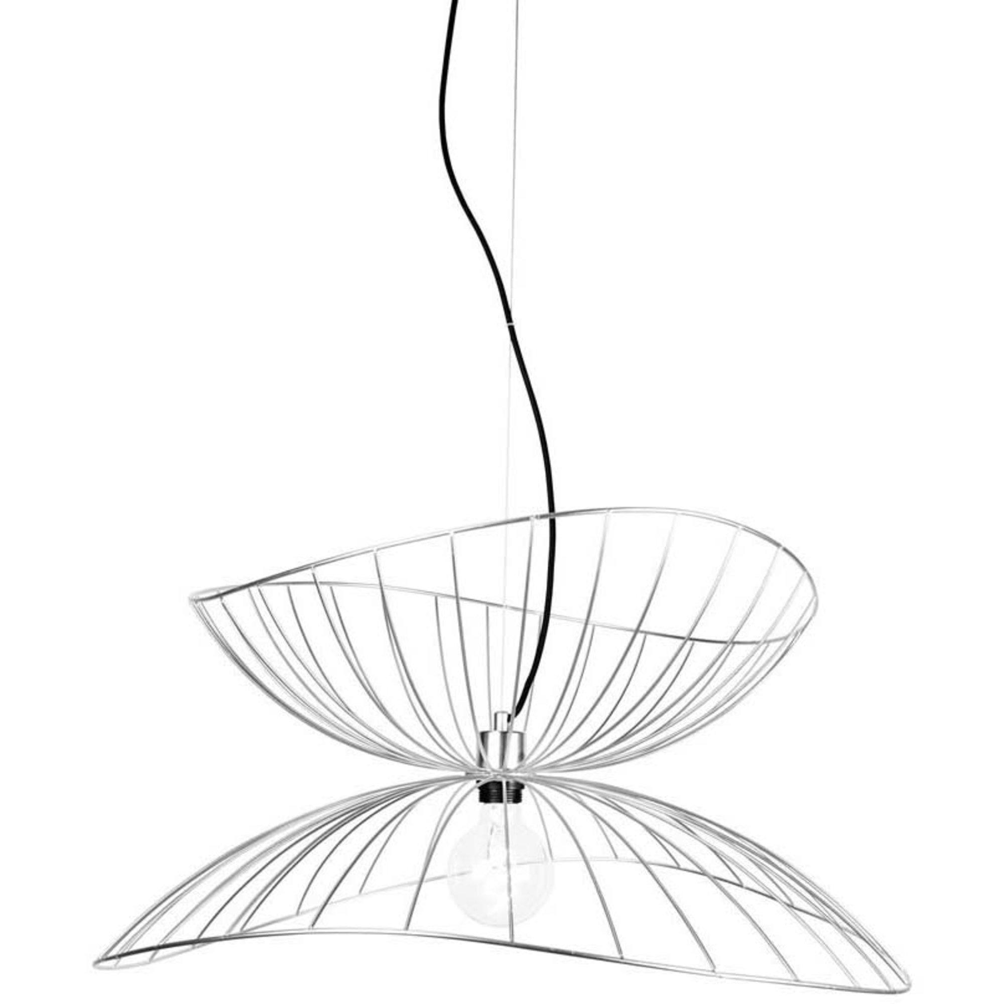 Globen Lighting Pendel Ray 70 Krom
