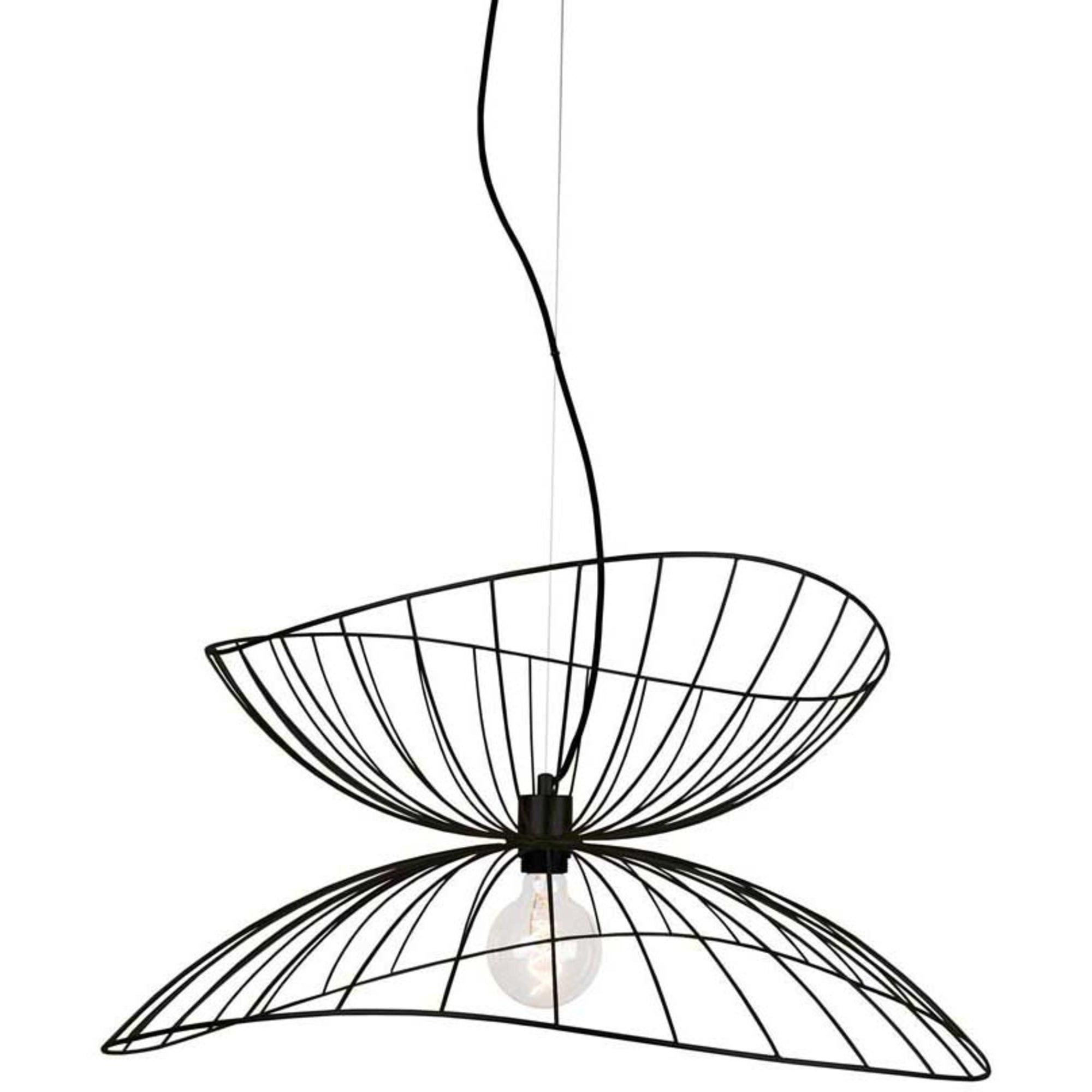 Globen Lighting Pendel Ray 70 Svart