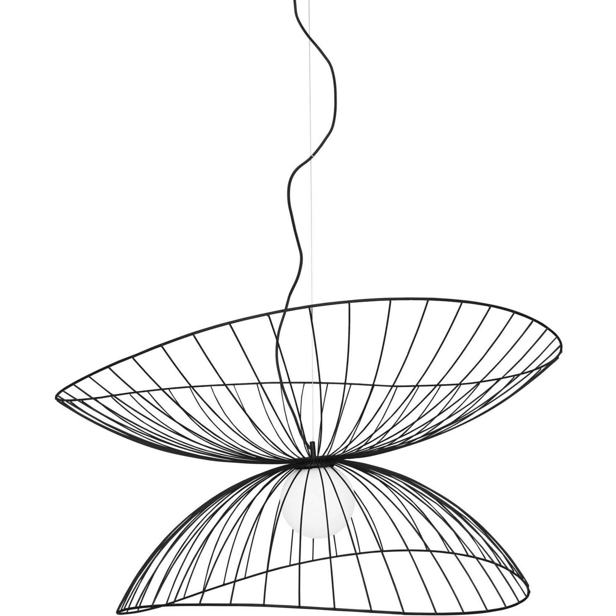 Globen Lighting Pendel Ray 115 Svart
