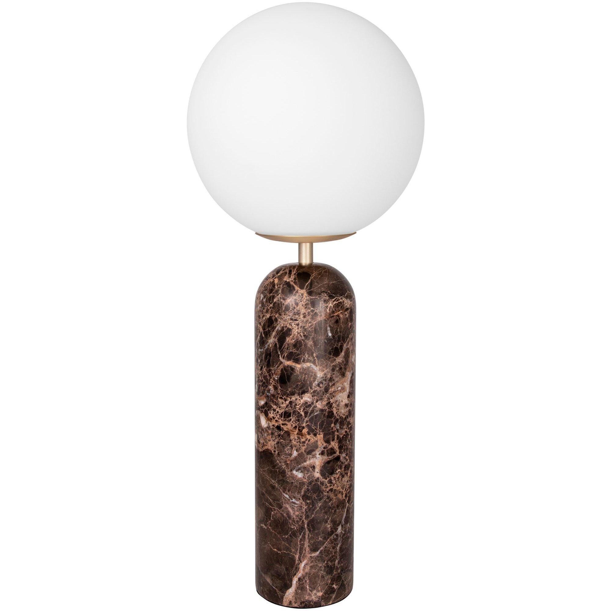 Globen Lighting Torrano Bordslampa brun