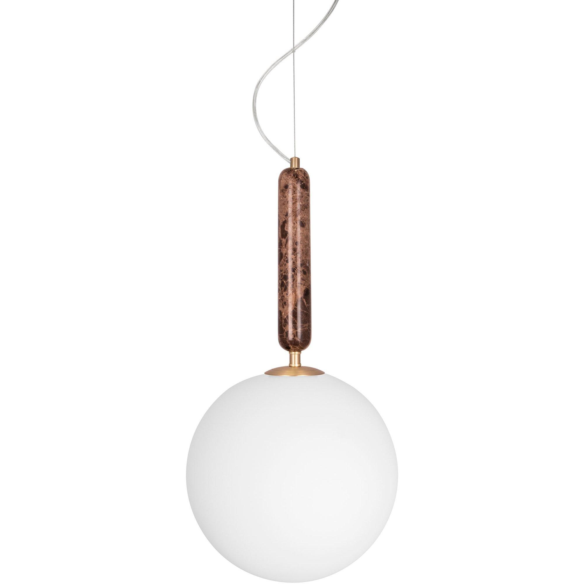 Globen Lighting Torrano Pendel 30 cm brun