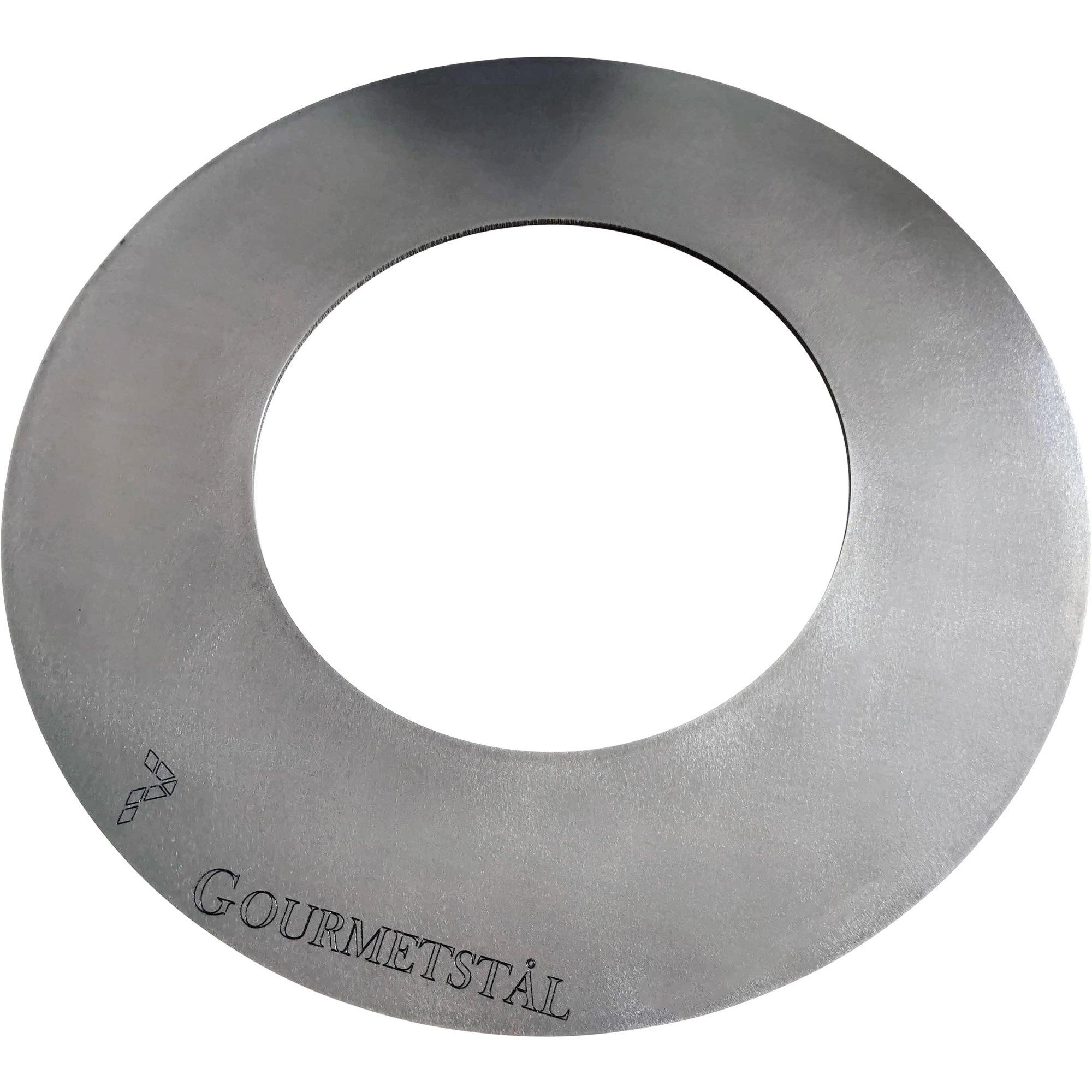 Gourmetstål BBQ Ring grillplatta till kolgrill