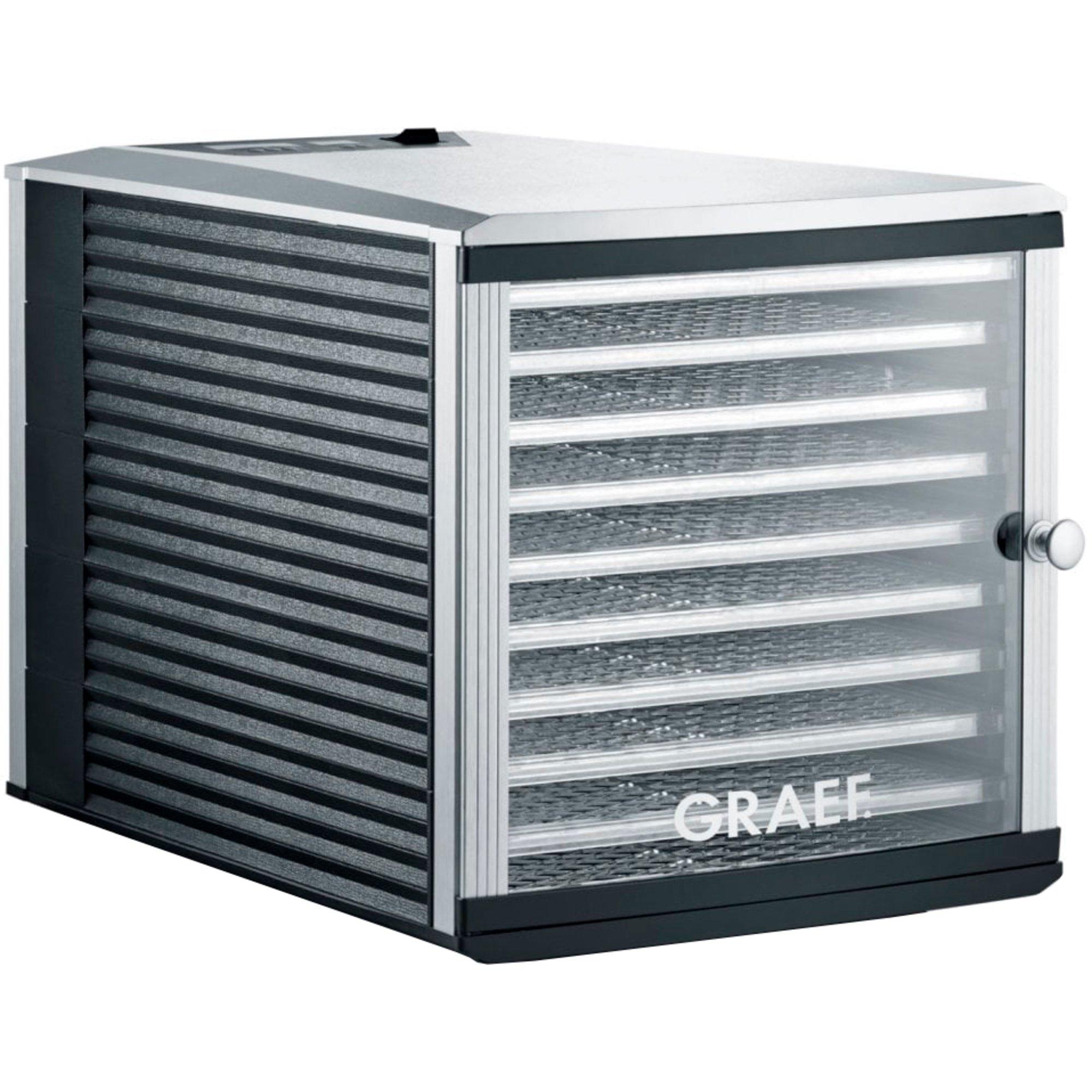 Graef GRDA510 Dehydrator 10 brickor