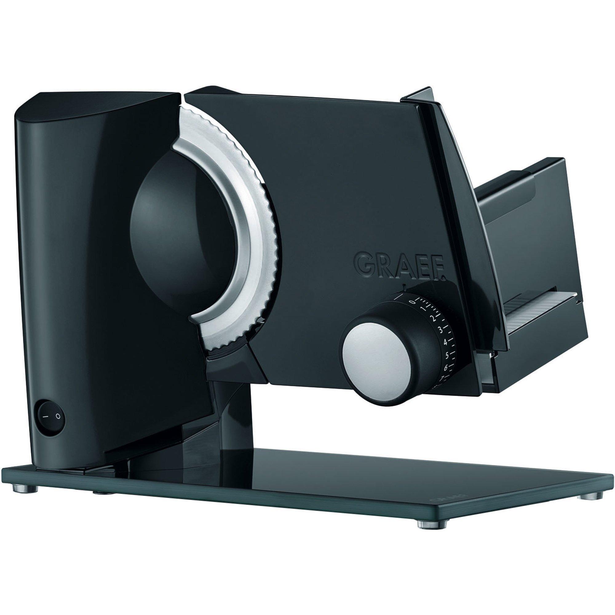 Graef MultiCut Plus Påläggsmaskin svart