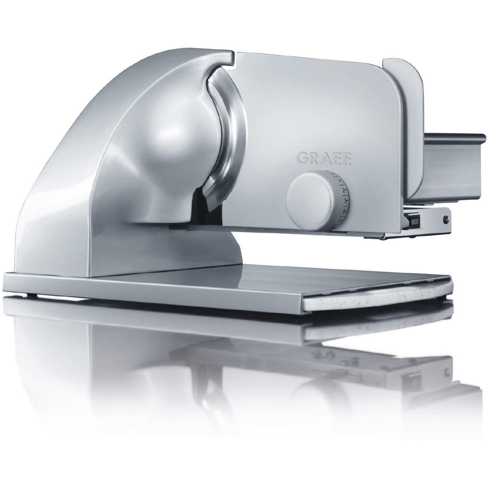 Graef P90 Professional Påläggsmaskin m. slätt blad