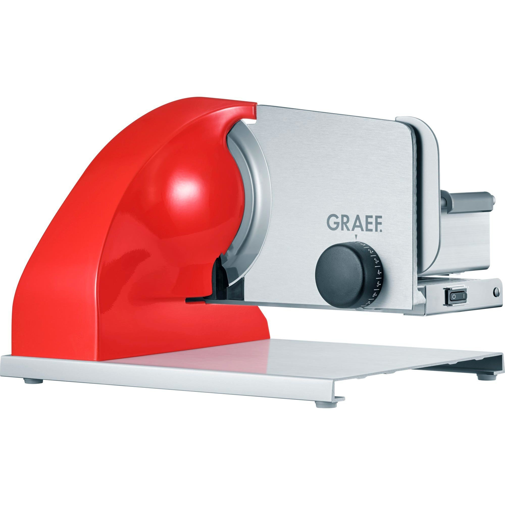 Graef Sliced Kitchen Slicer 903 röd