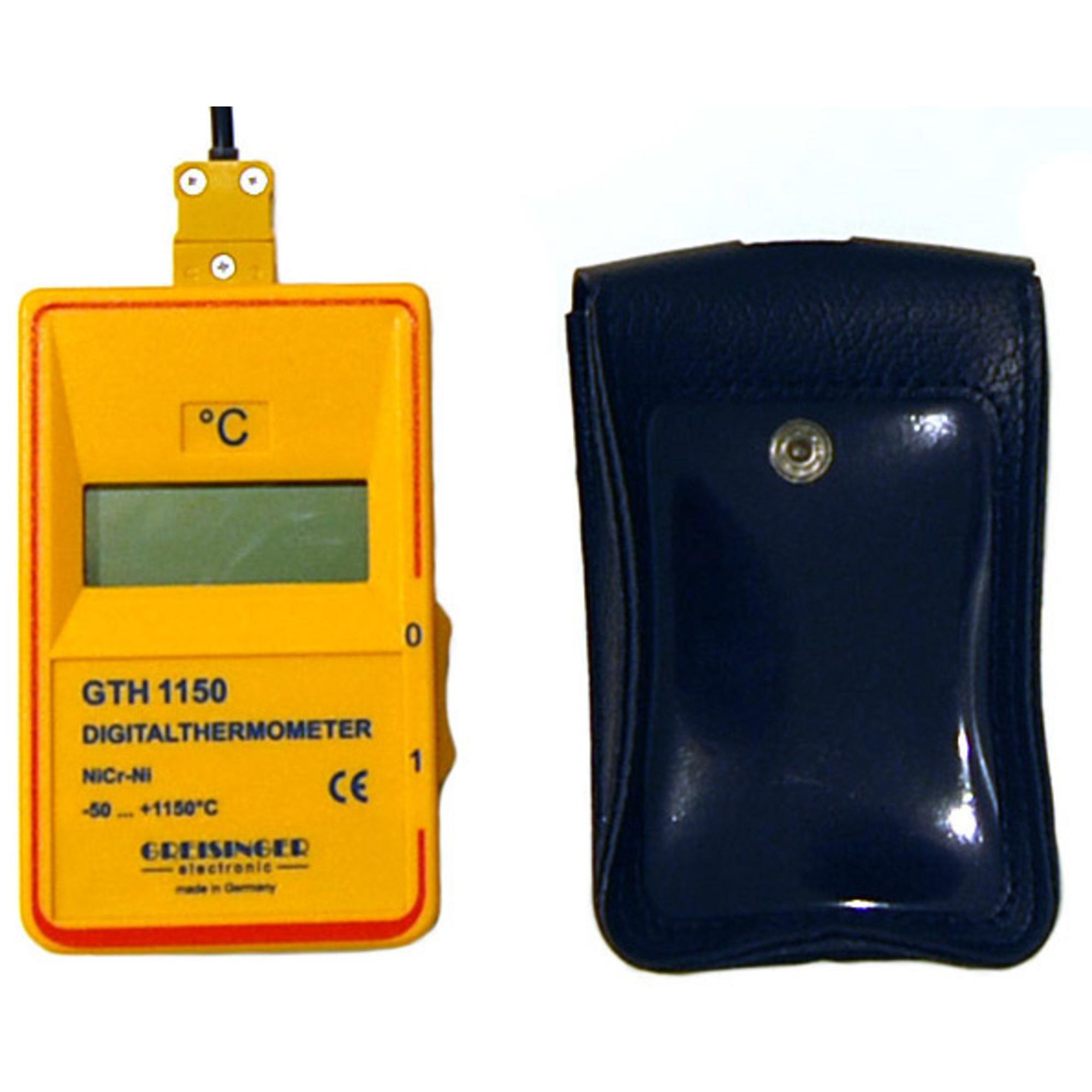Greisinger Digital Kökstermometer GTH1150 Sekundsnabb