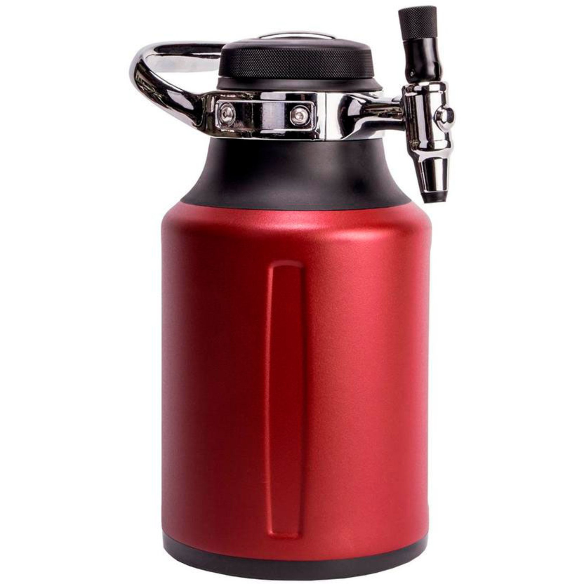 GrowlerWerks uKeg Go chili 19 liter