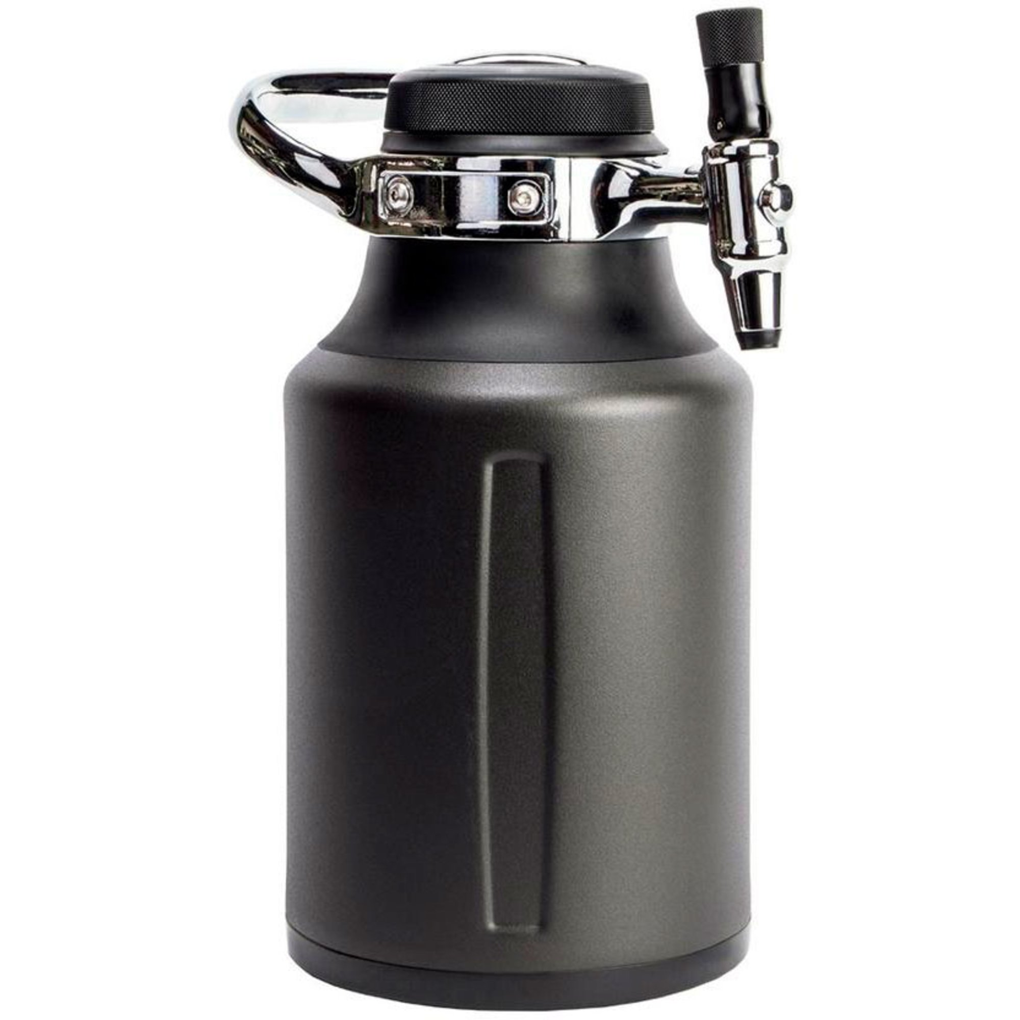 GrowlerWerks uKeg Go tungsten 19 liter